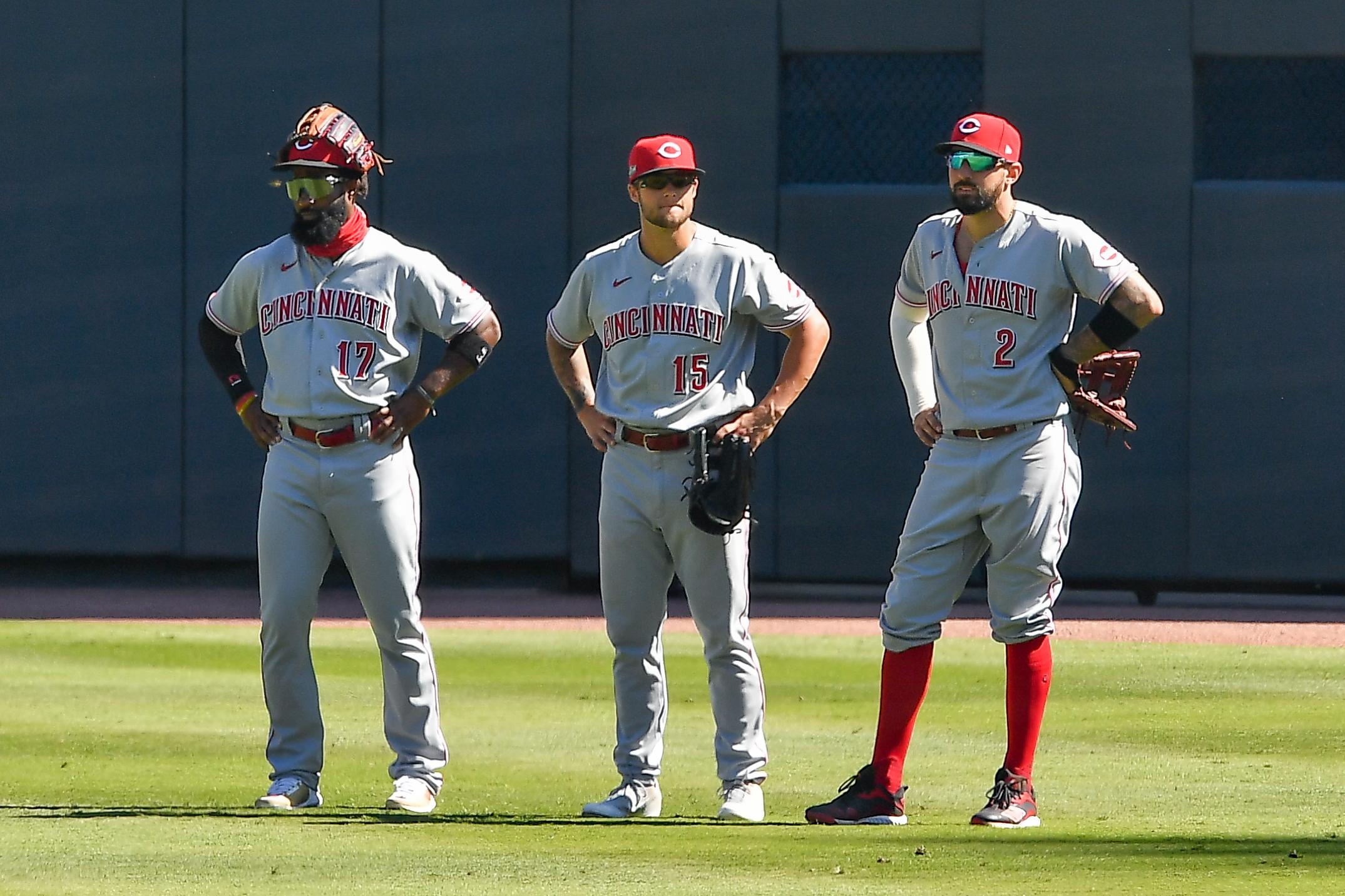 MLB: OCT 01 NL Wild Card Series - Reds at Braves