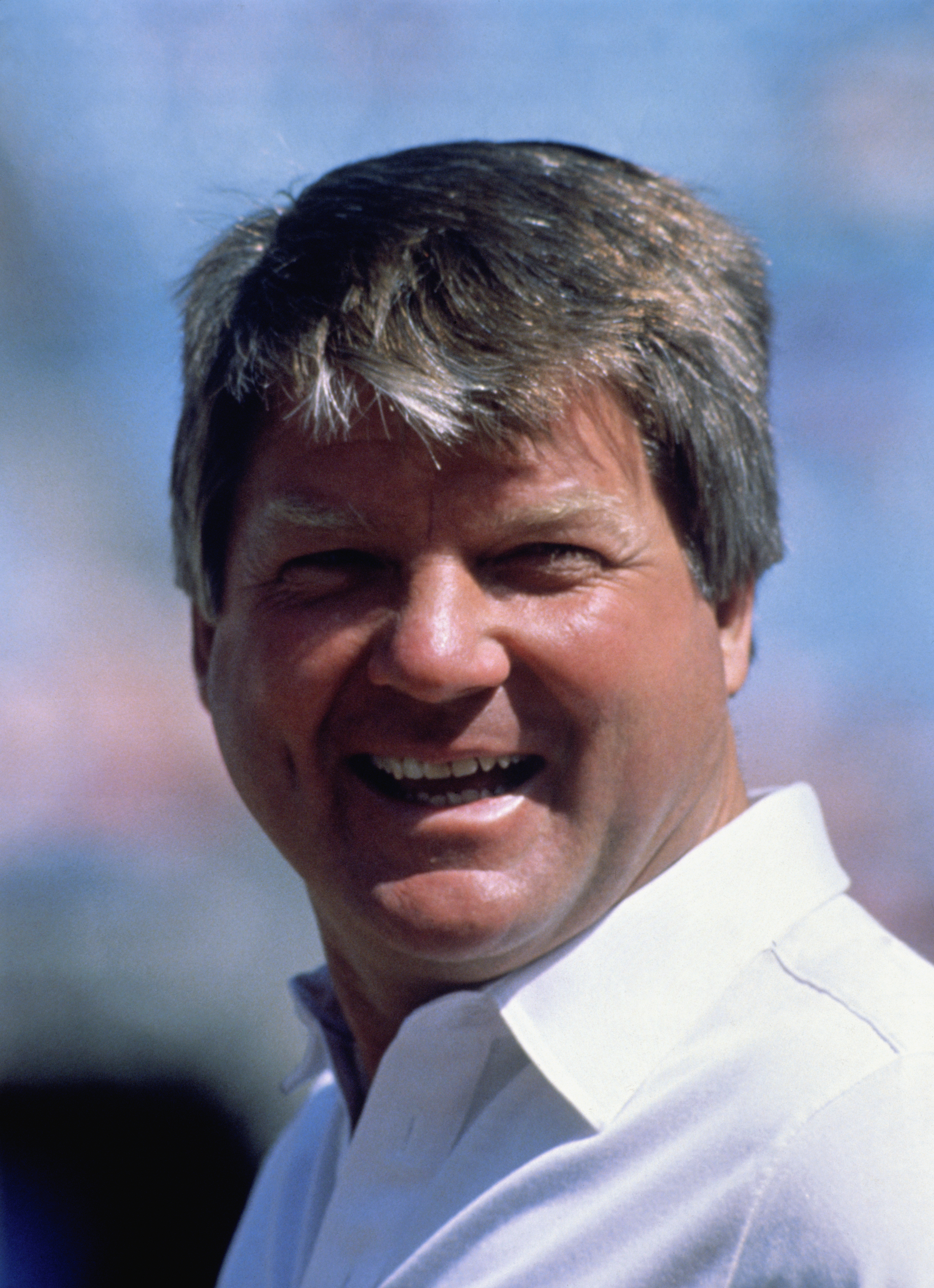 Coach of Dallas Cowboys Jimmy Johnson