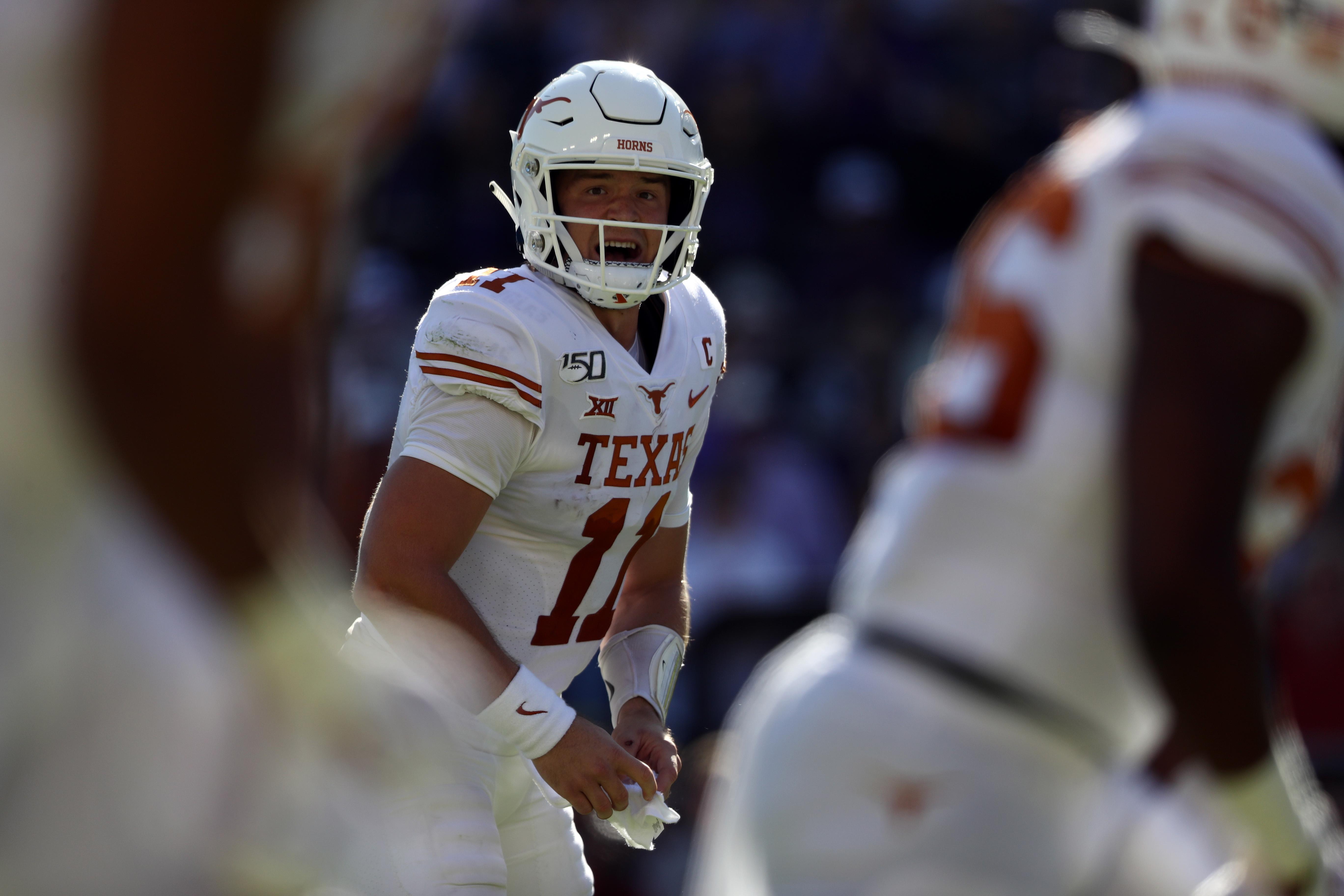 Texas v TCU