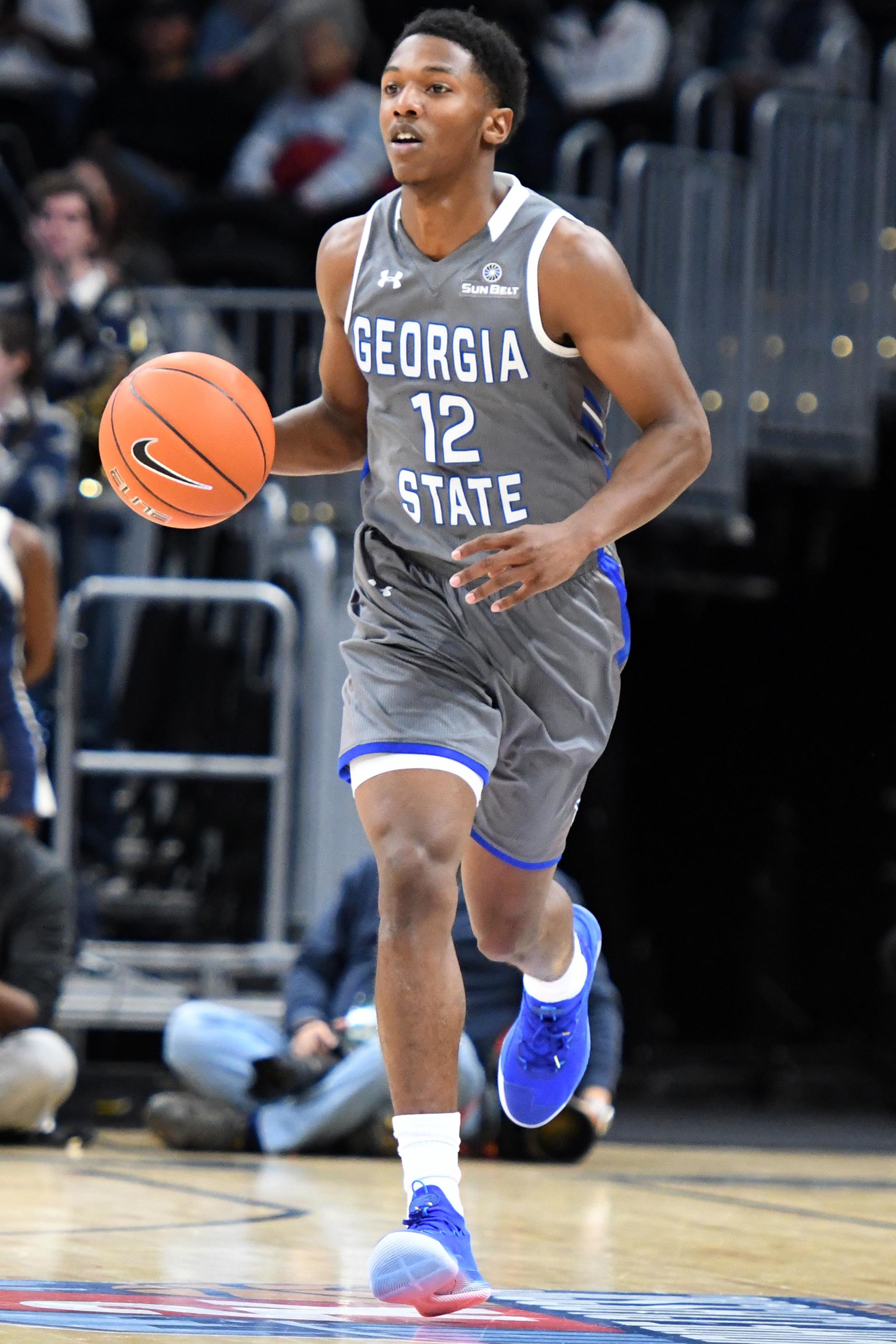 Georgia State v Georgetown