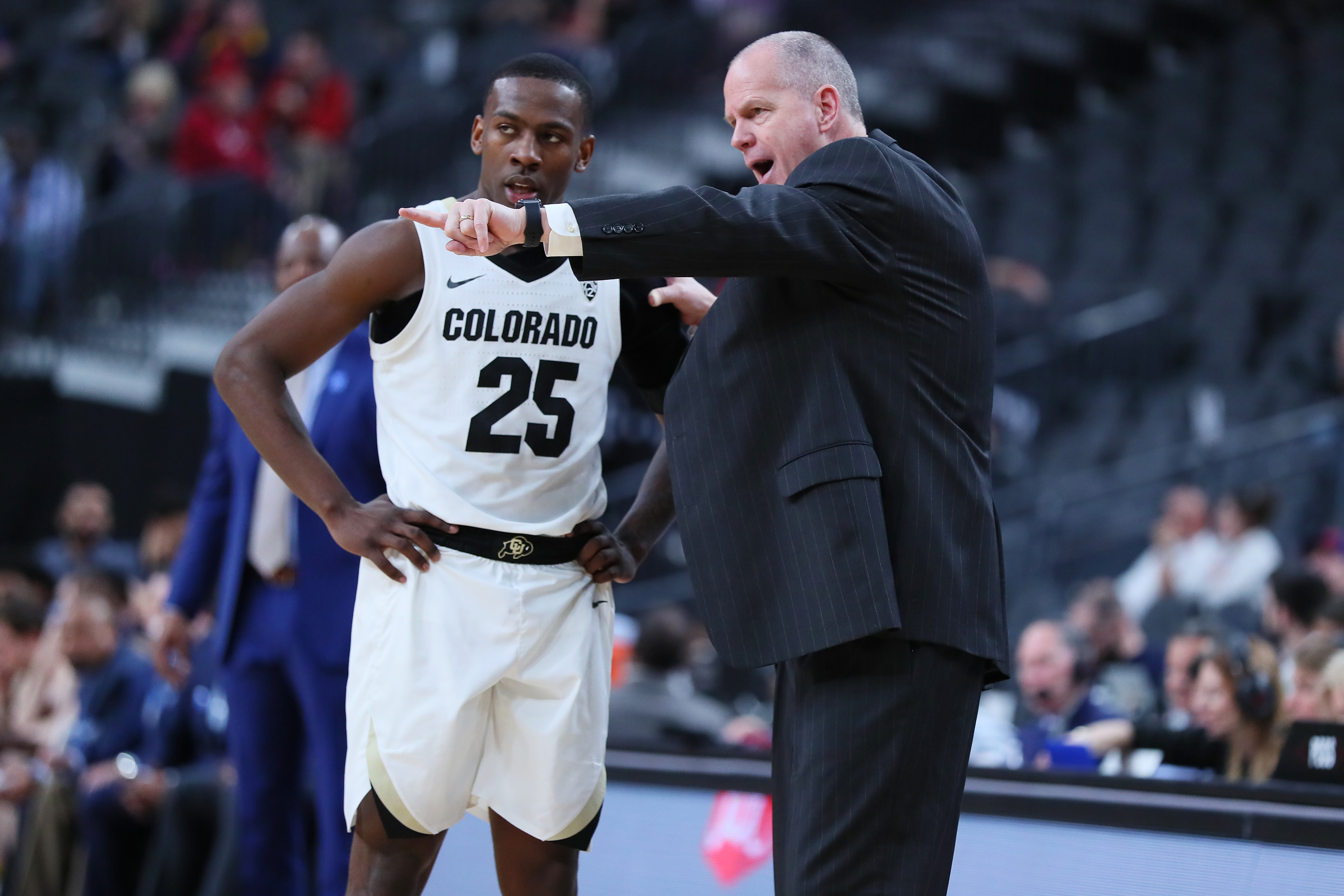 Pac-12 Basketball Tournament - First Round