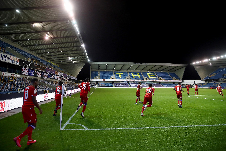 Millwall v Reading - Sky Bet Championship