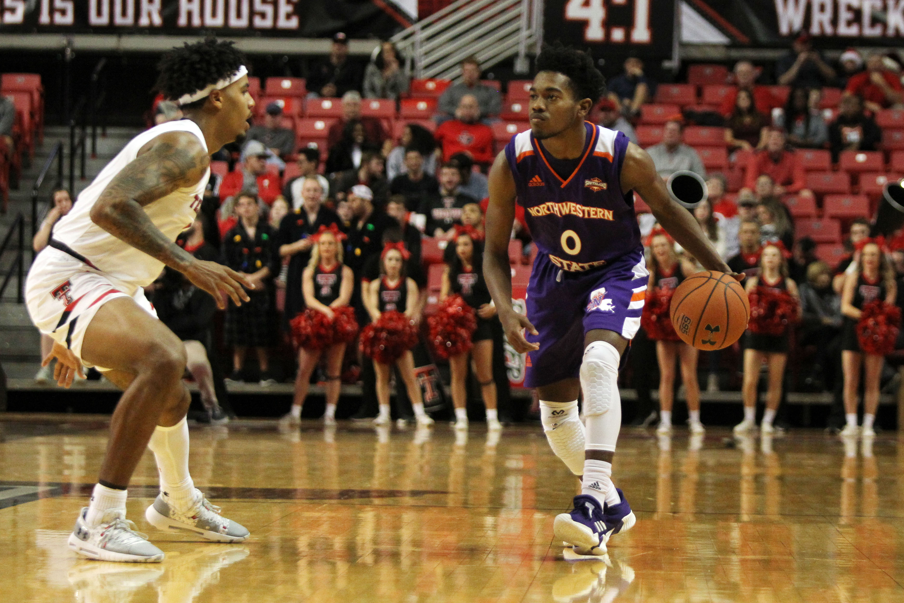 NCAA Basketball: Northwestern State at Texas Tech