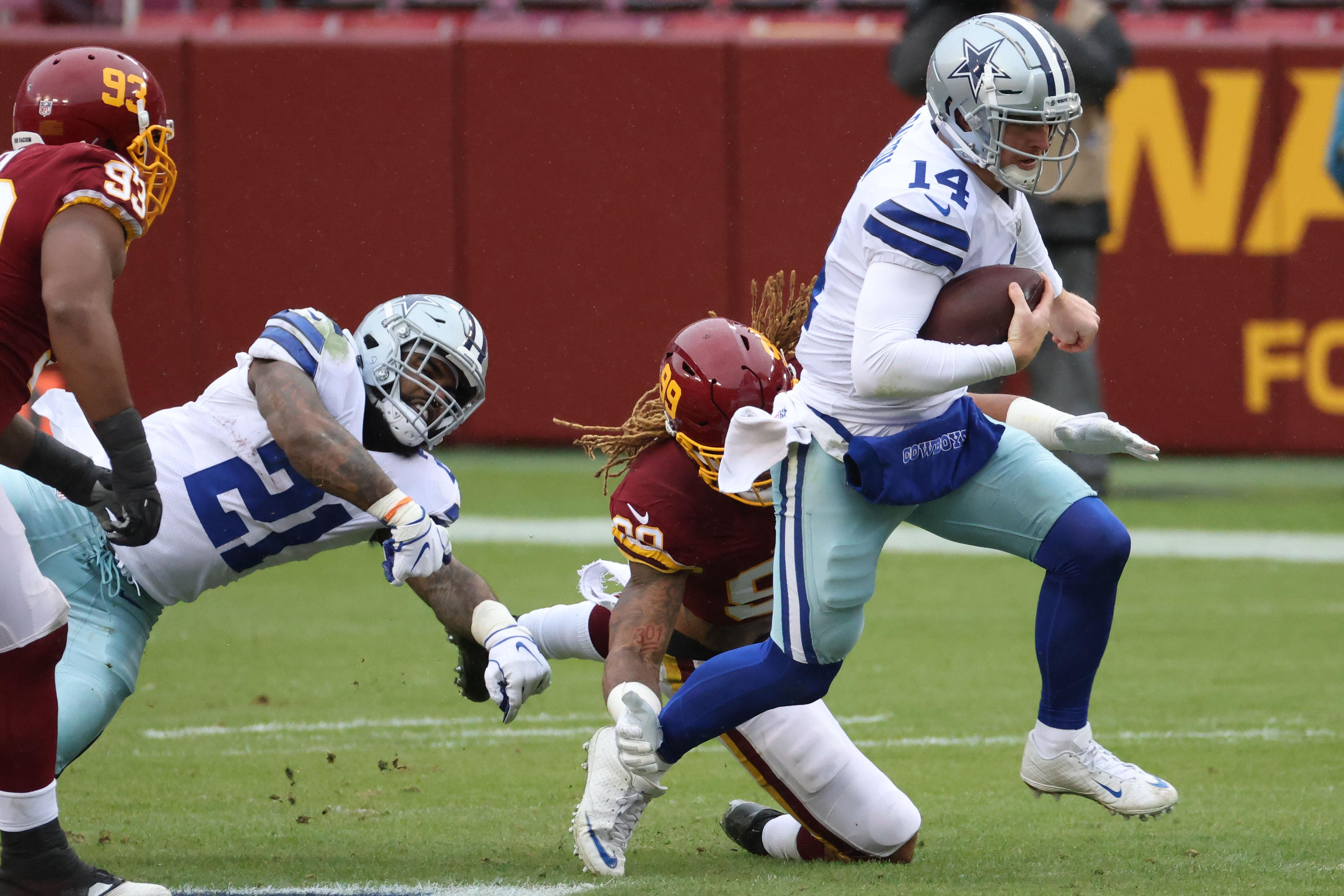 NFL: Dallas Cowboys at Washington Football Team