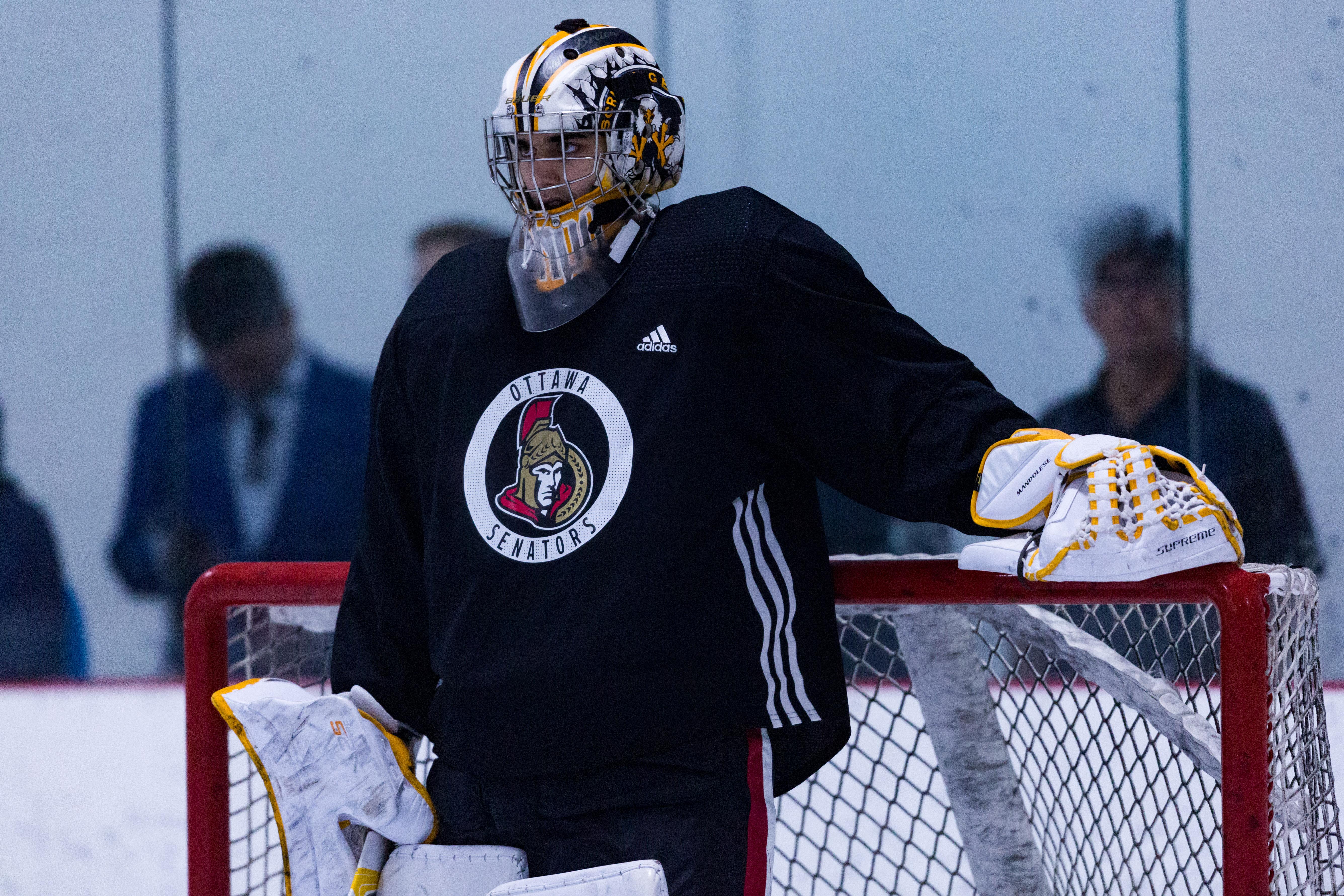 NHL: JUL 02 Senators Development Camp
