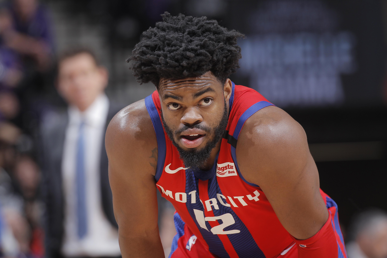Detroit Pistons v Sacramento Kings