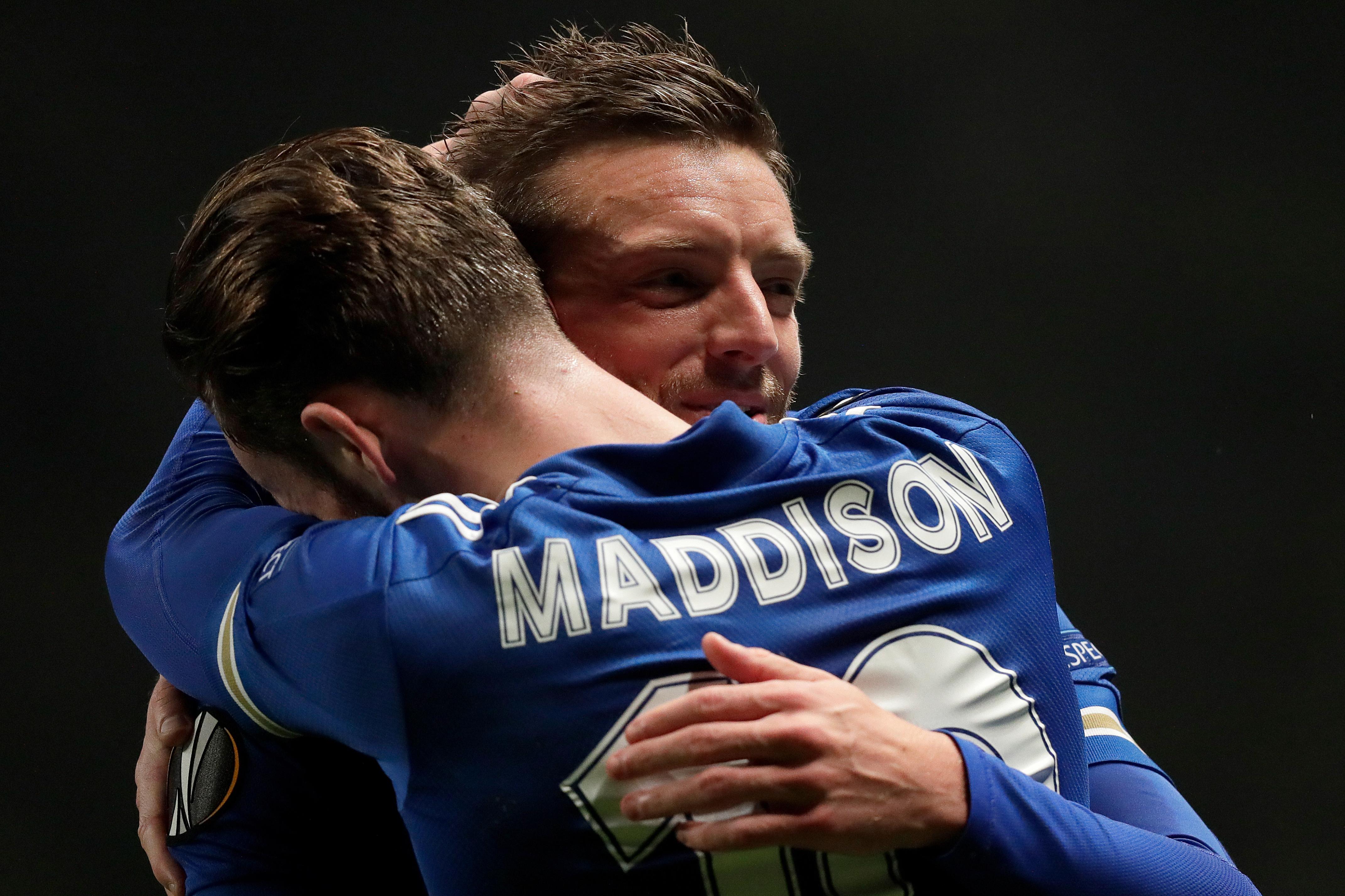 James Maddison - Leicester City - Premier League