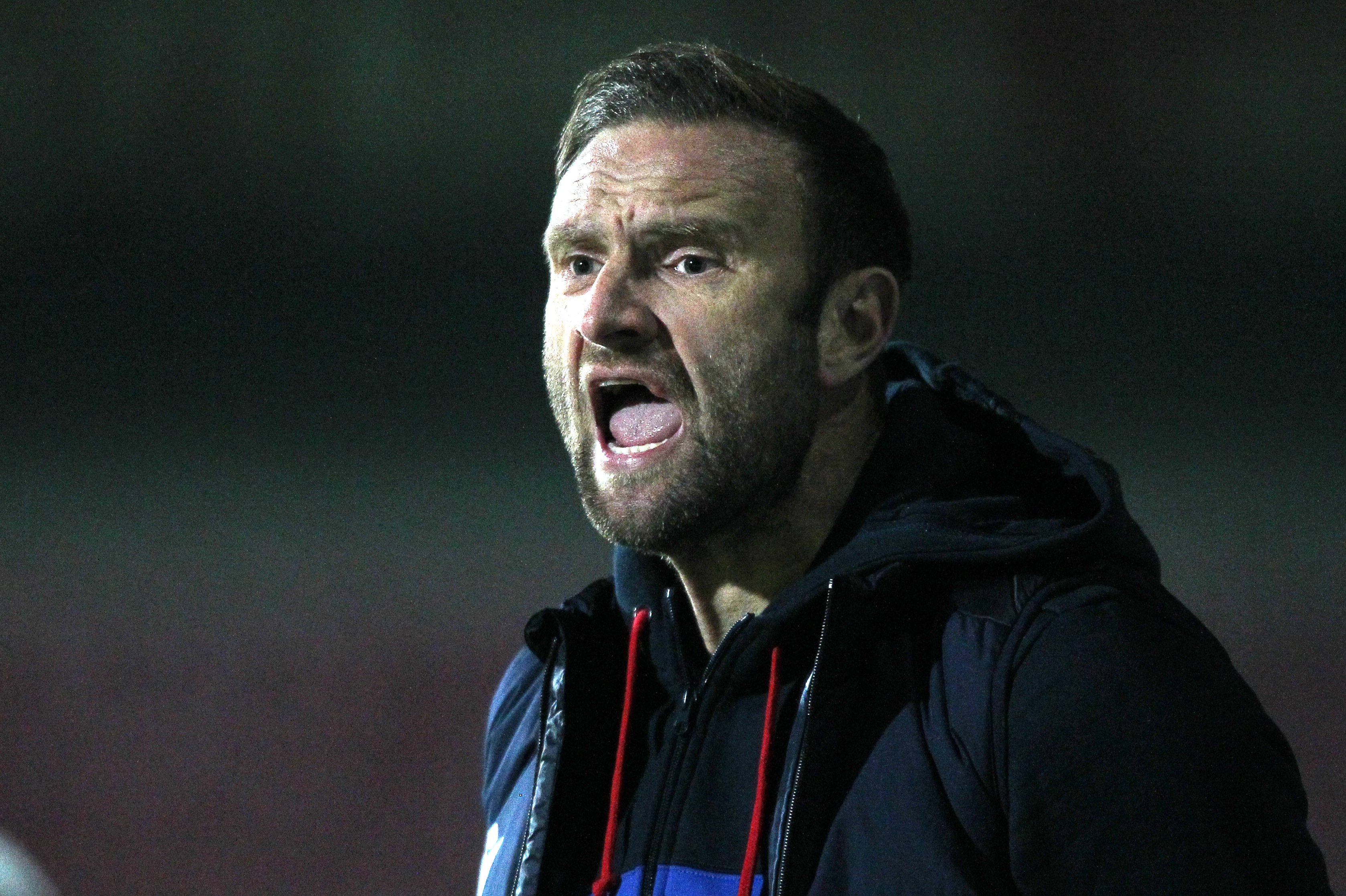 Scunthorpe United v Bolton Wanderers - Sky Bet League Two