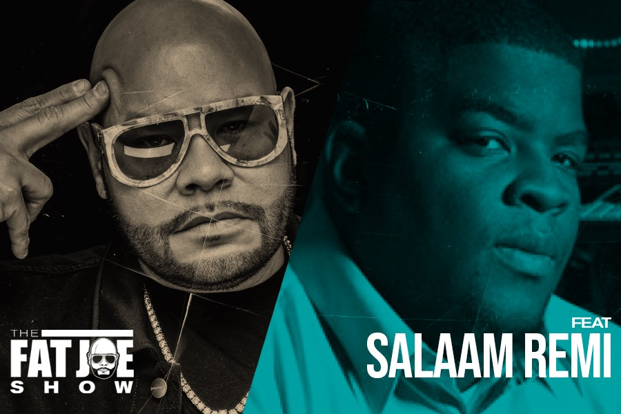 Salaam Remi on The Fat Joe Show