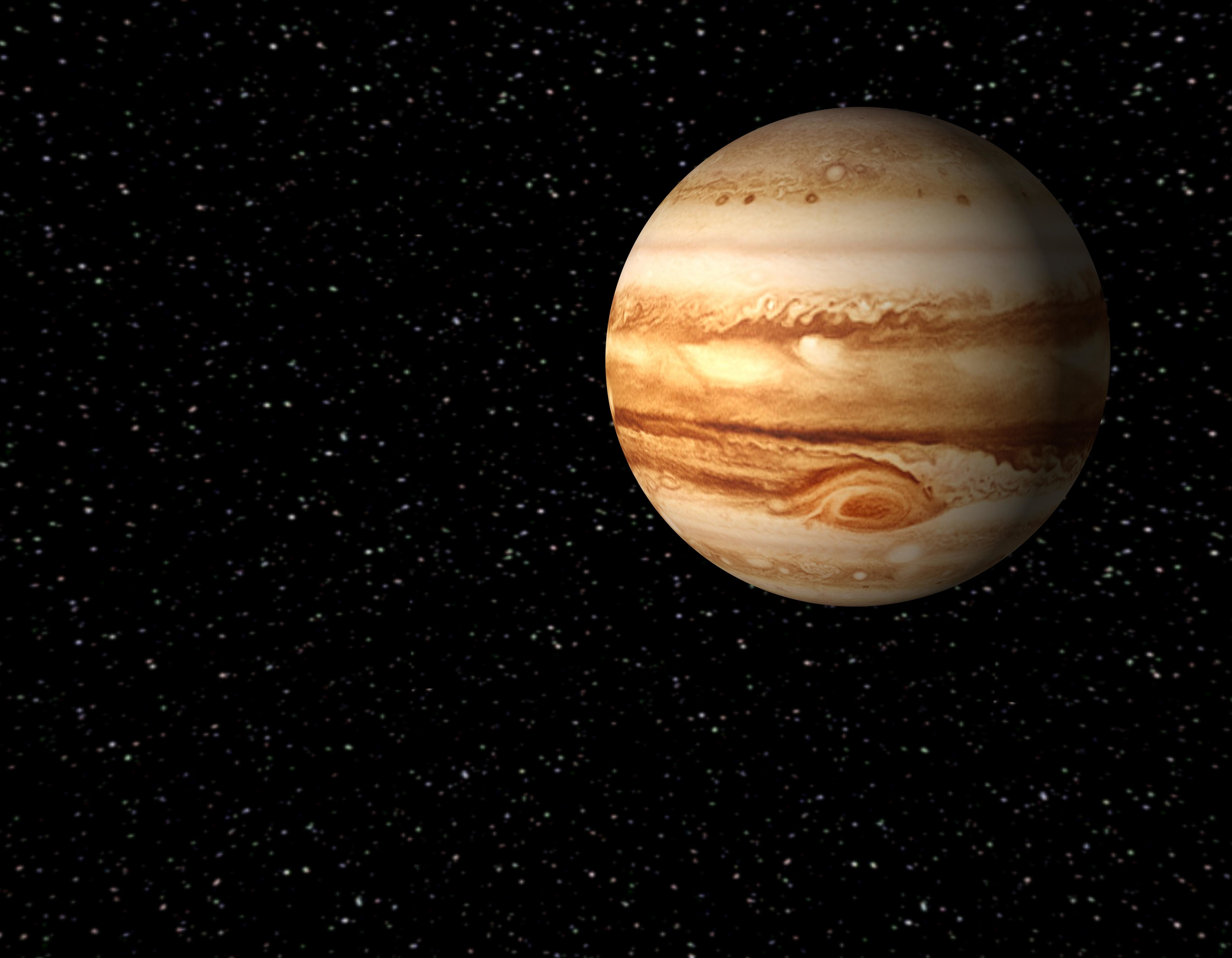Jupiter is hurling asteroids into space, and some of them could be heading our way.