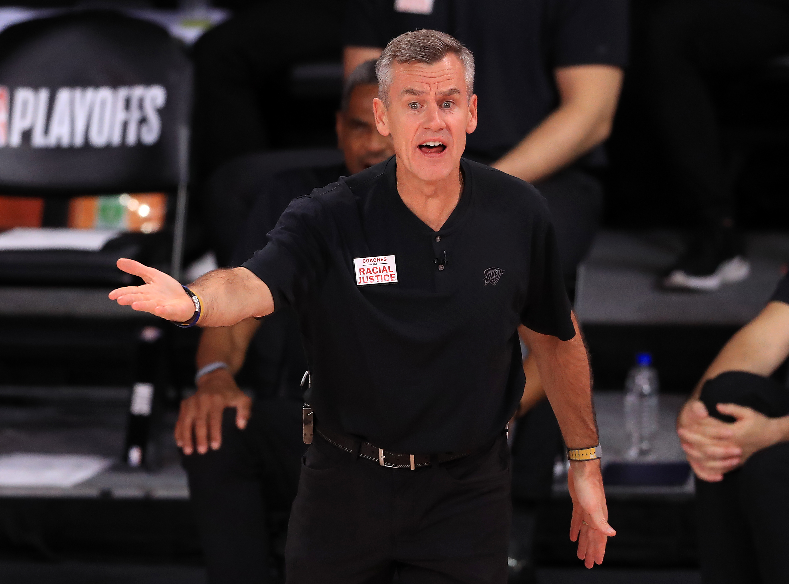 New coach Billy Donovan brings his impressive coaching chops to the Bulls.