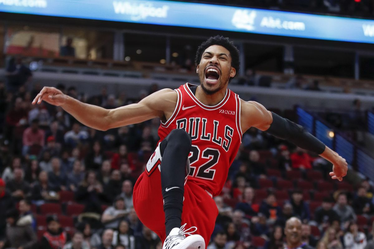 A healthy Otto Porter Jr. is the Bulls' best small forward, and the team's highest-paid player.