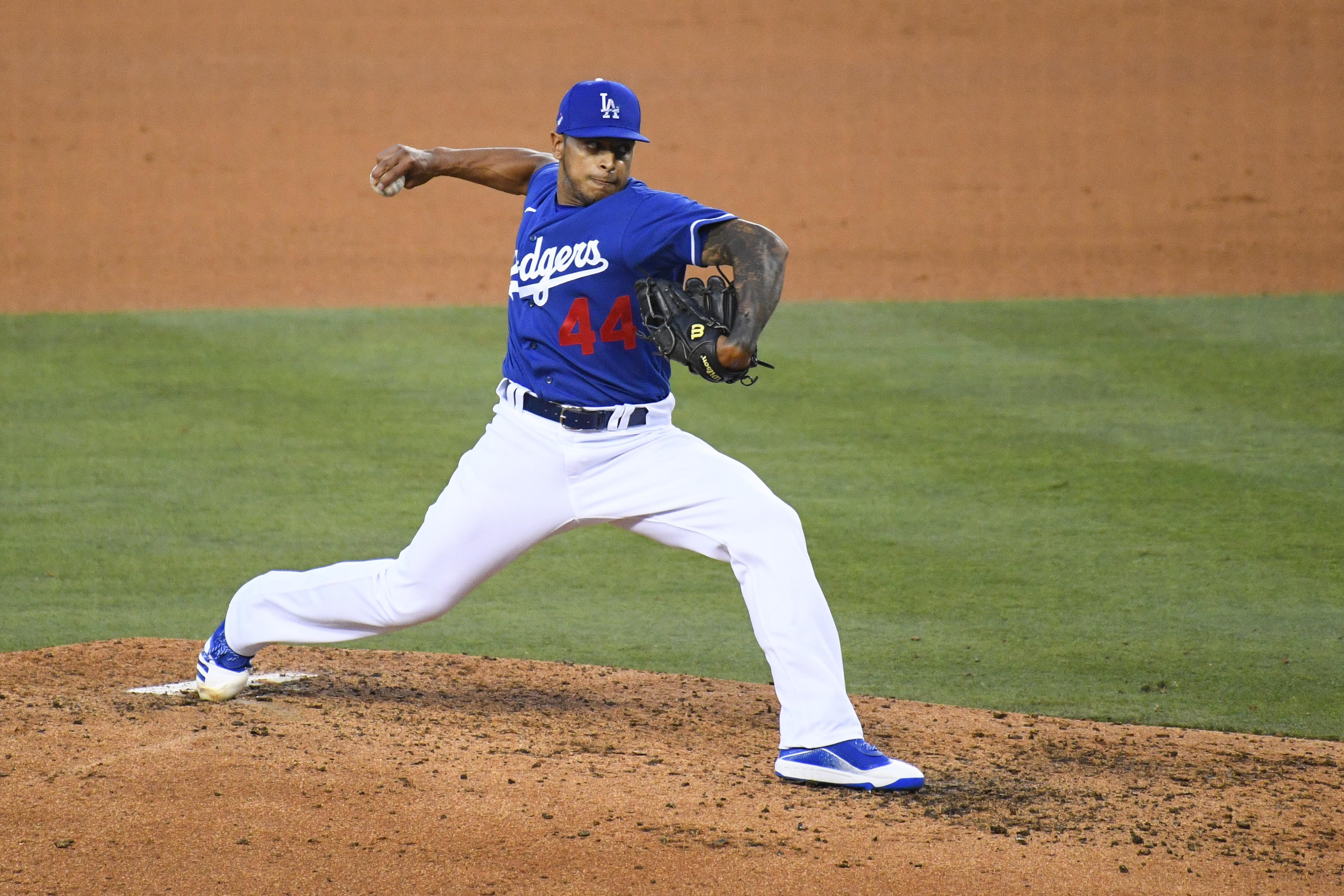 MLB: JUL 19 Diamondbacks at Dodgers