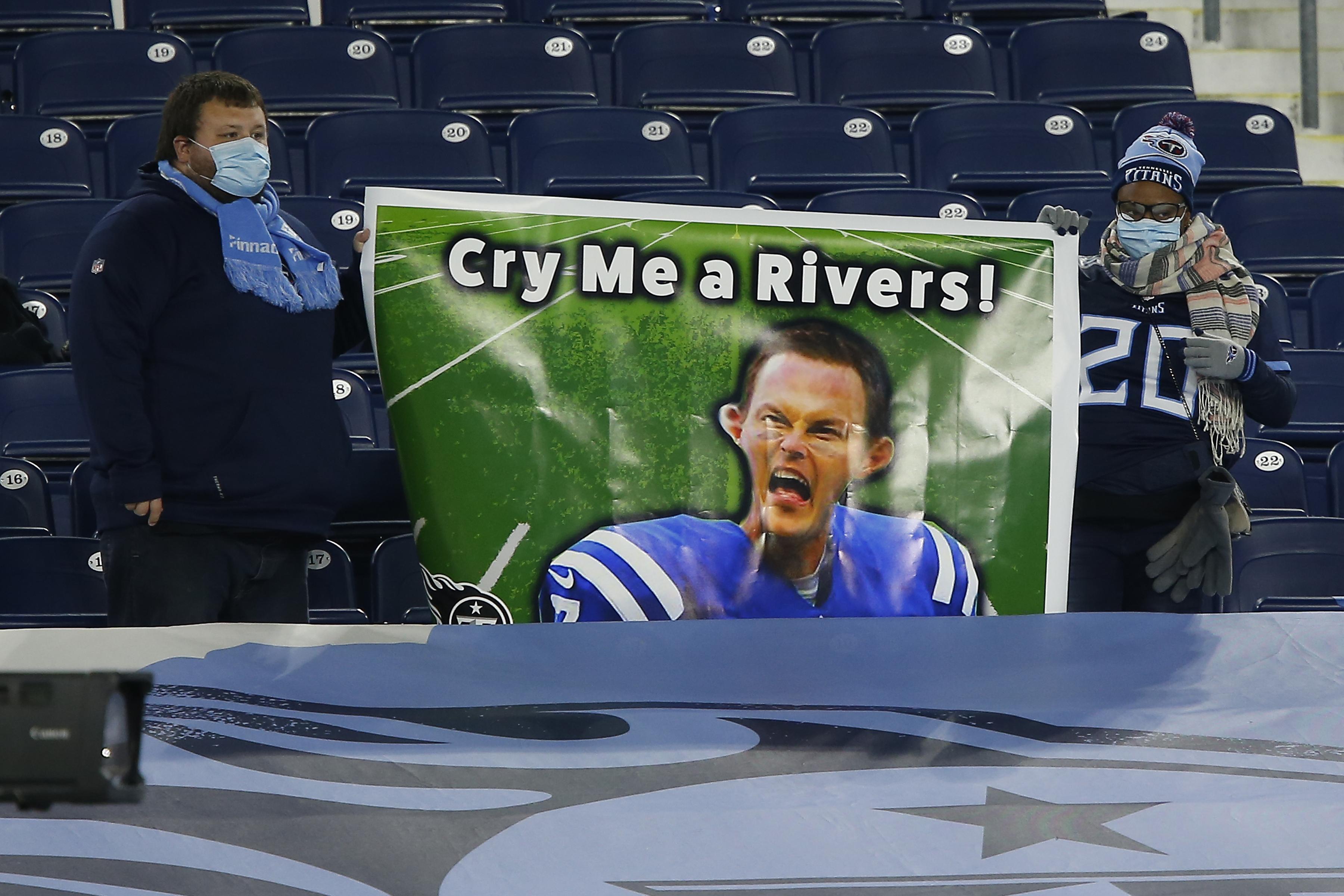 NFL: NOV 12 Colts at Titans