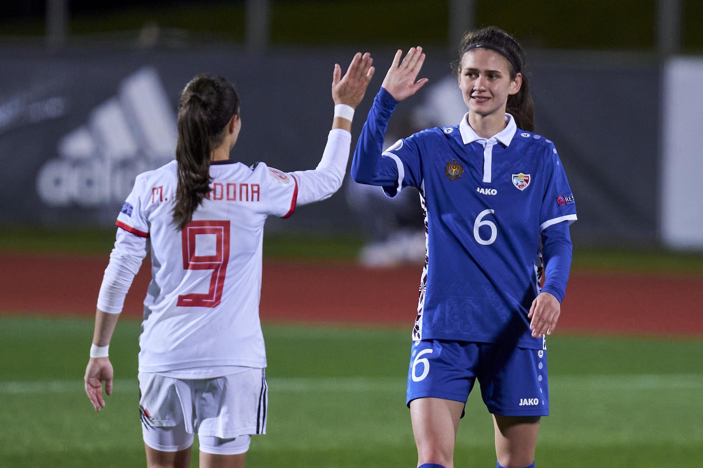 Spain Women v Moldova Women - UEFA Women's EURO 2022 Qualifier