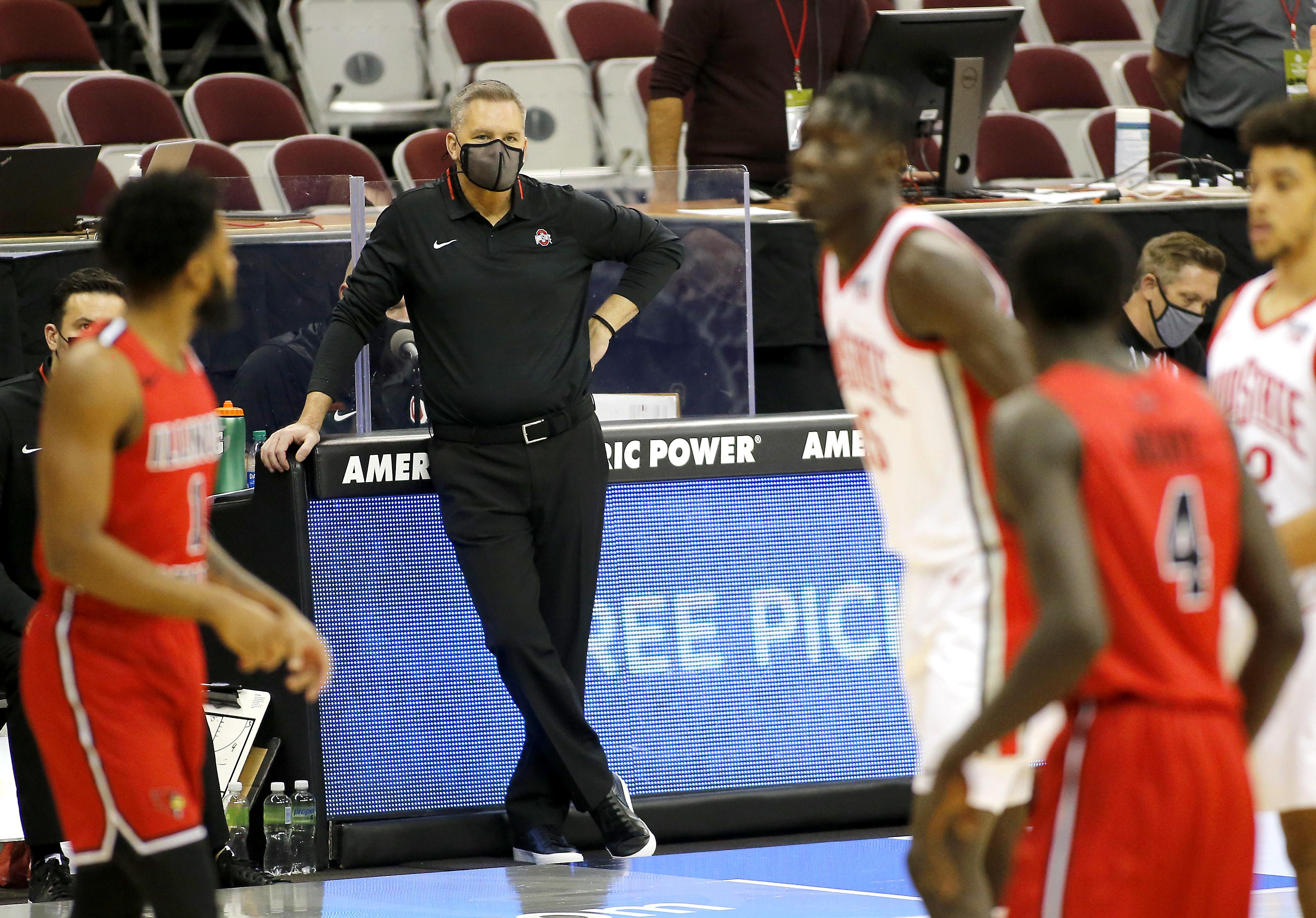 NCAA Basketball: Illinois State at Ohio State
