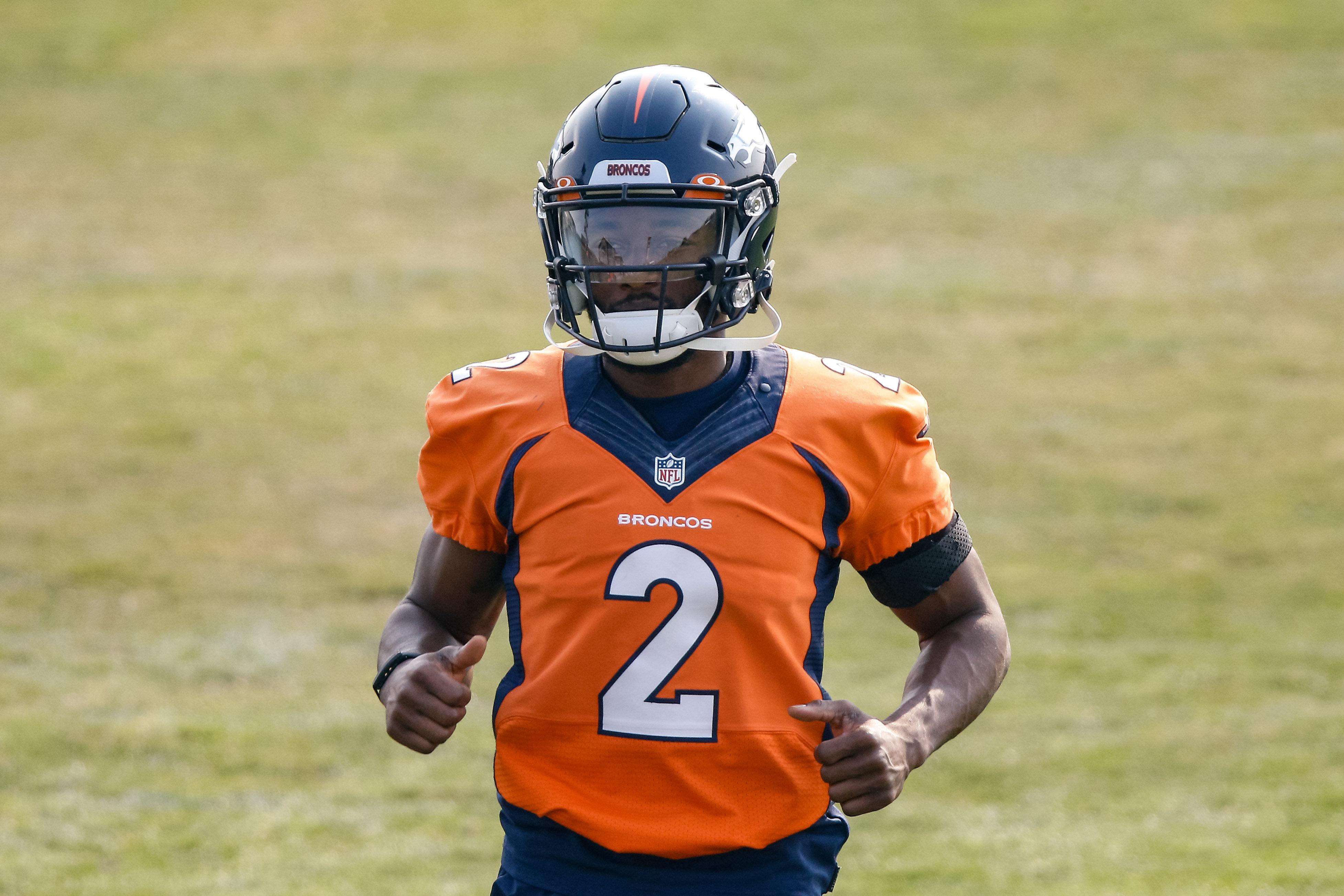 NFL: Denver Broncos-Training Camp