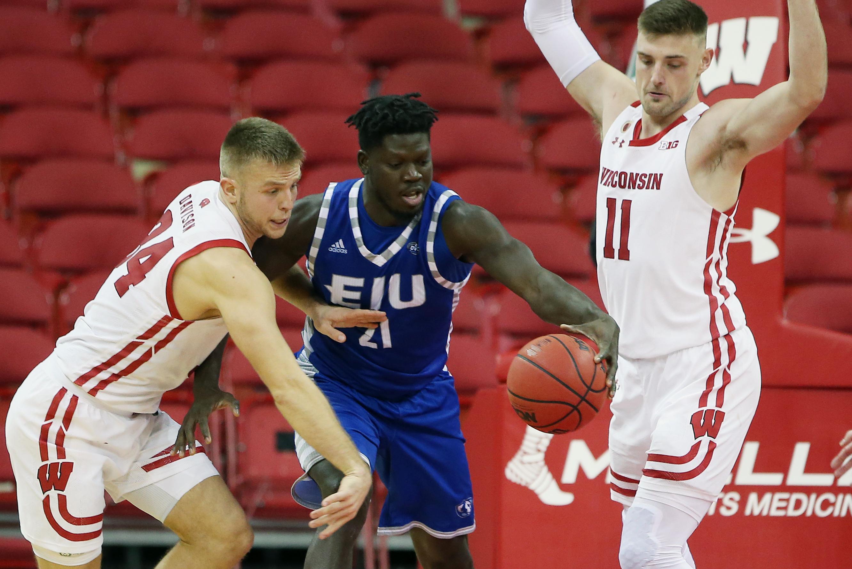 NCAA Basketball: Eastern Illinois at Wisconsin