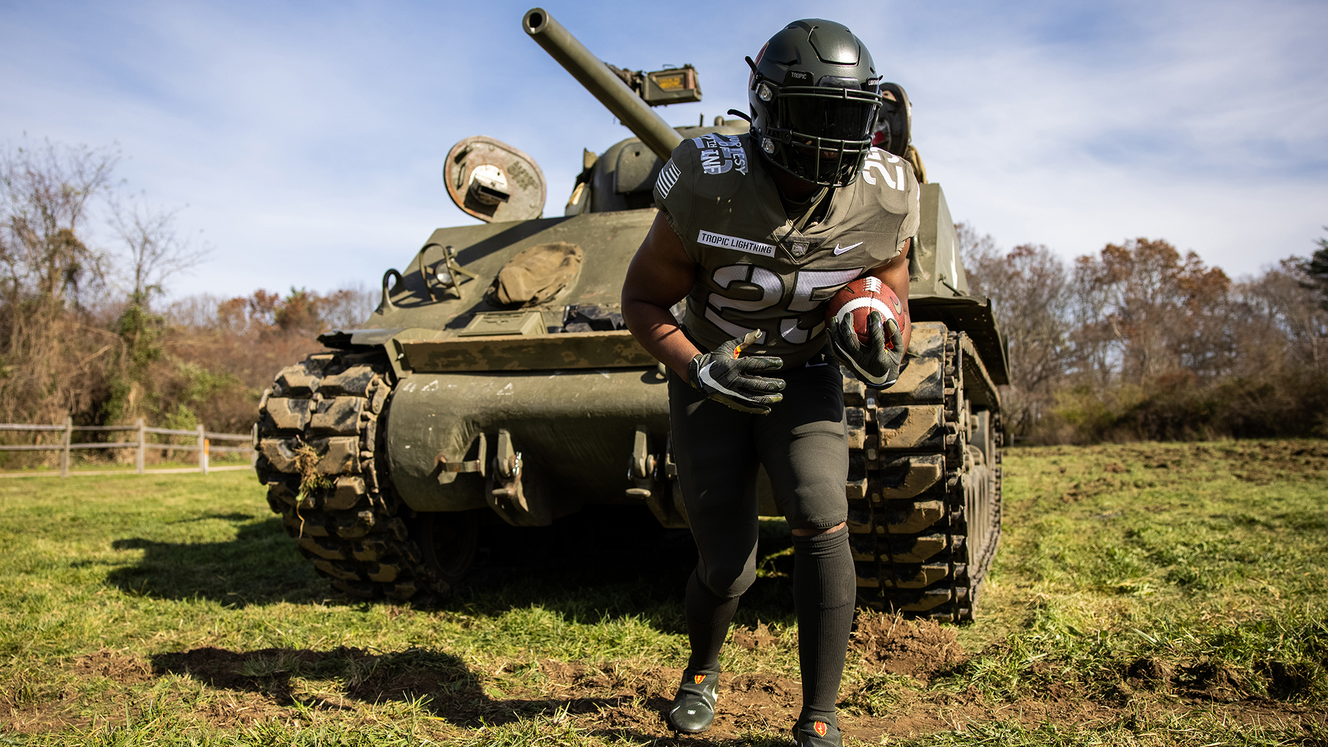 Army West Point highlights the 25th Infantry Division for the 2020 Army-Navy football game
