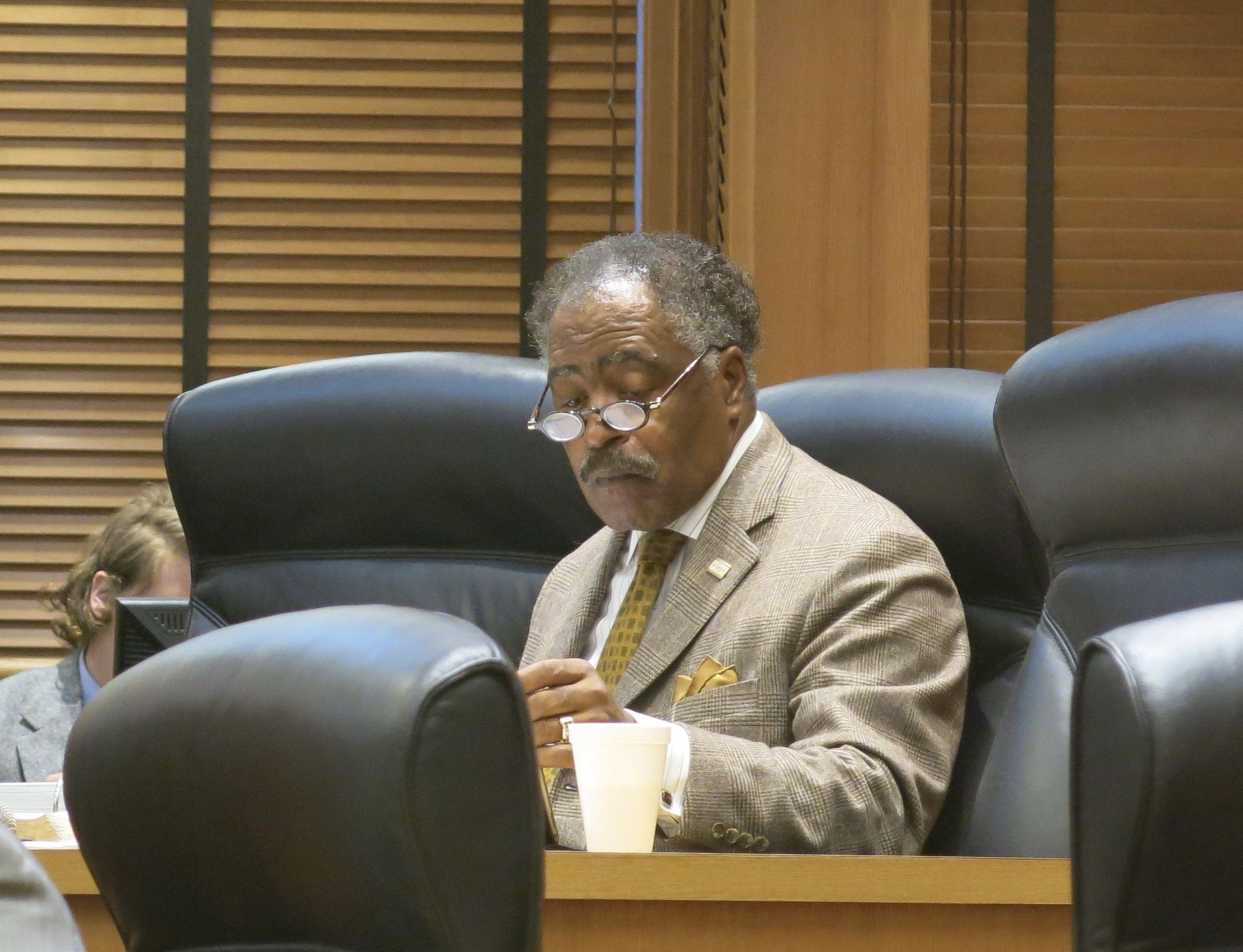 Rep. John DeBerry, a Democrat, has represented House District 90 in Memphis since 1995.