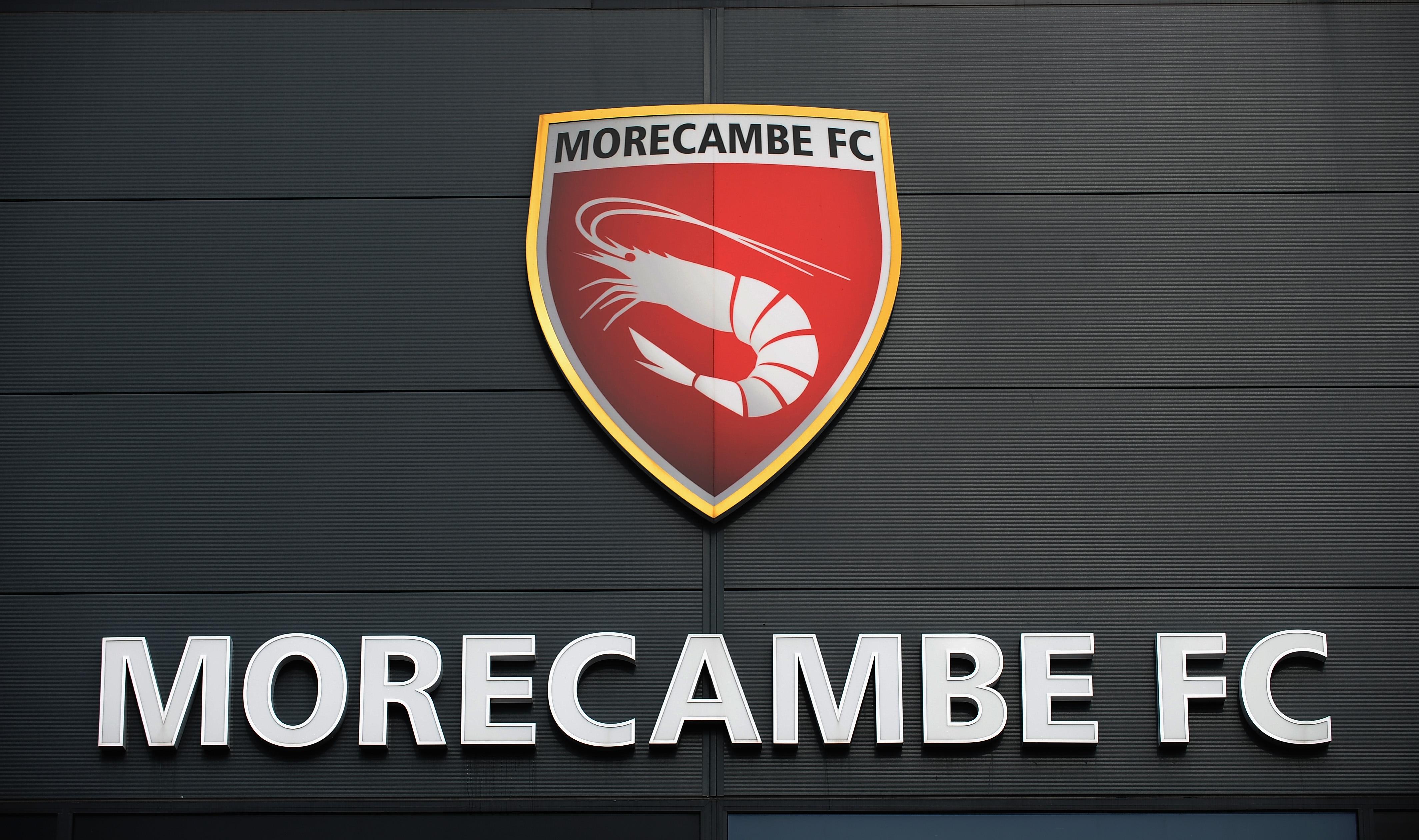 Morecambe v AFC Wimbledon - Sky Bet League Two