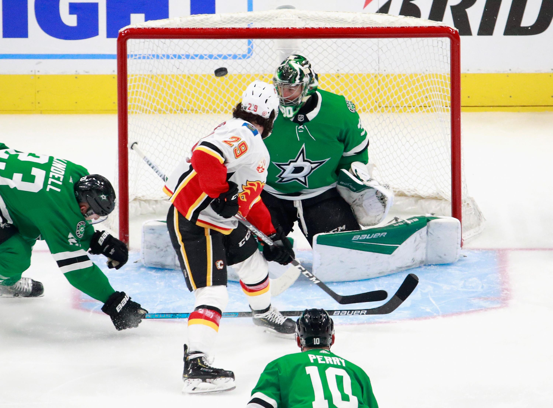Calgary Flames v Dallas Stars - Game Two