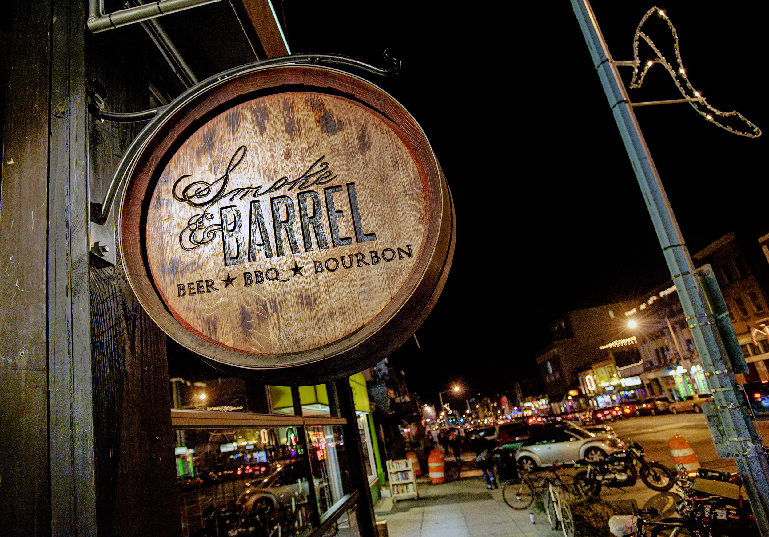 Adams Morgan is seeing a rise in more grown up oriented nightspots in Washington, DC.