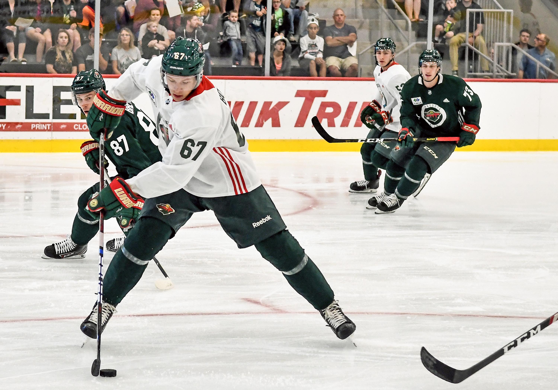 NHL: JUN 28 Minnesota Wild Development Camp