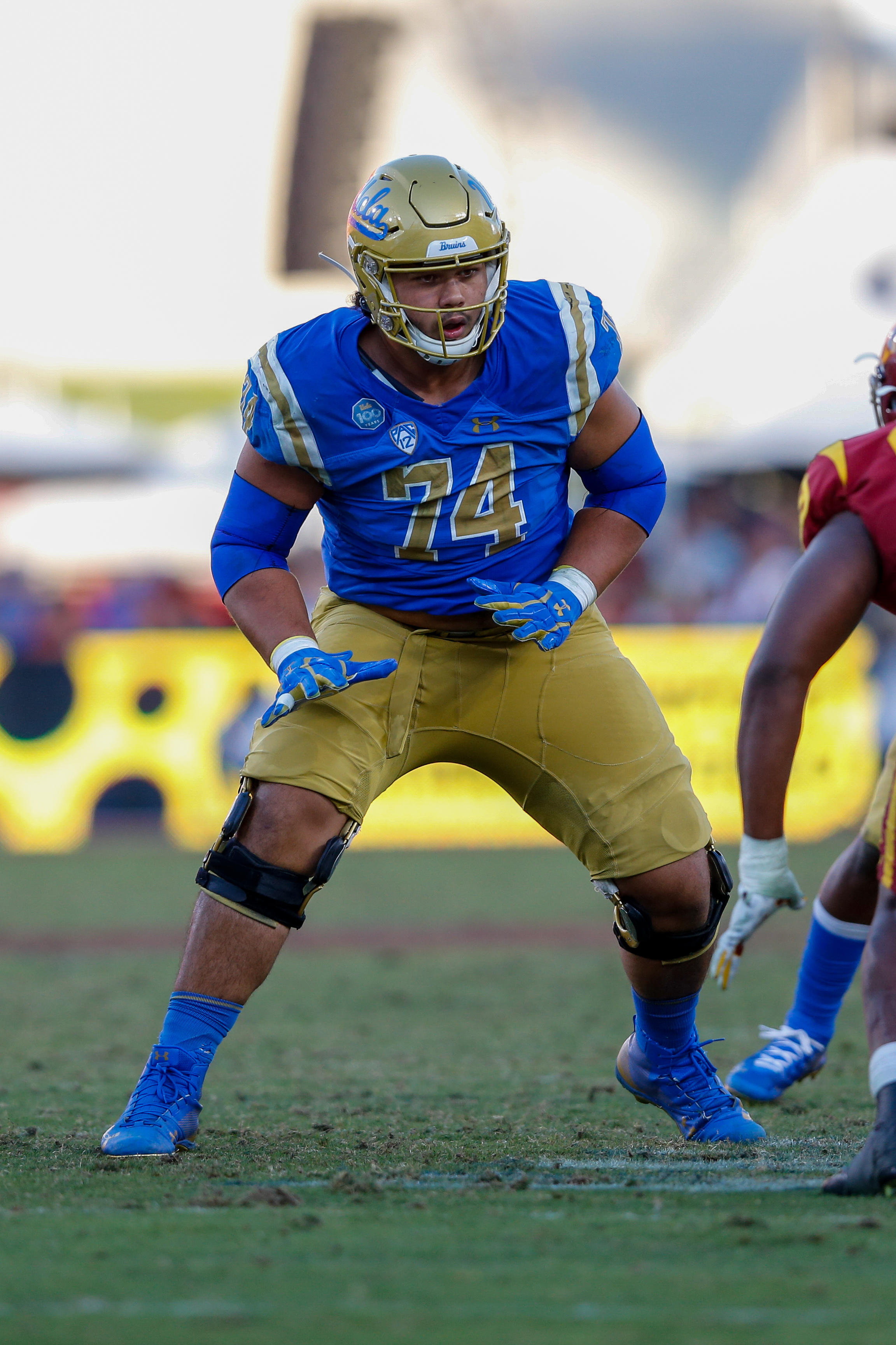 COLLEGE FOOTBALL: NOV 23 UCLA at USC