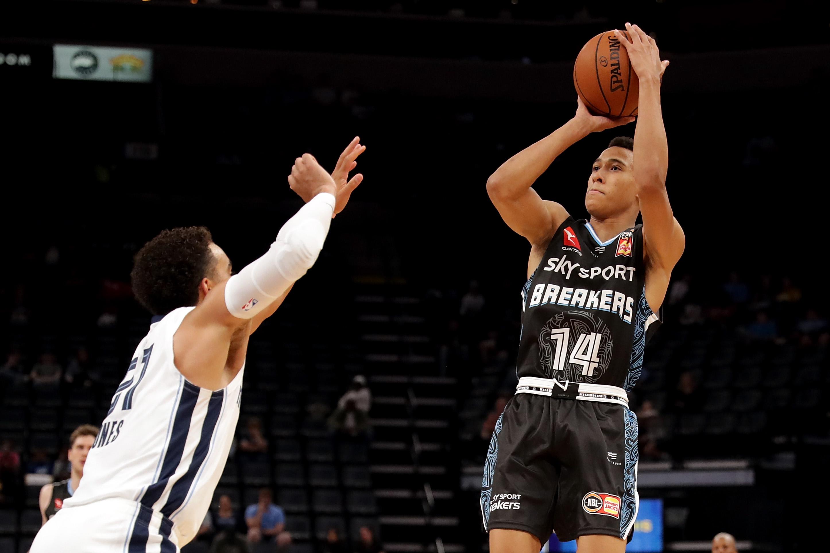 New Zealand Breakers v Memphis Grizzlies