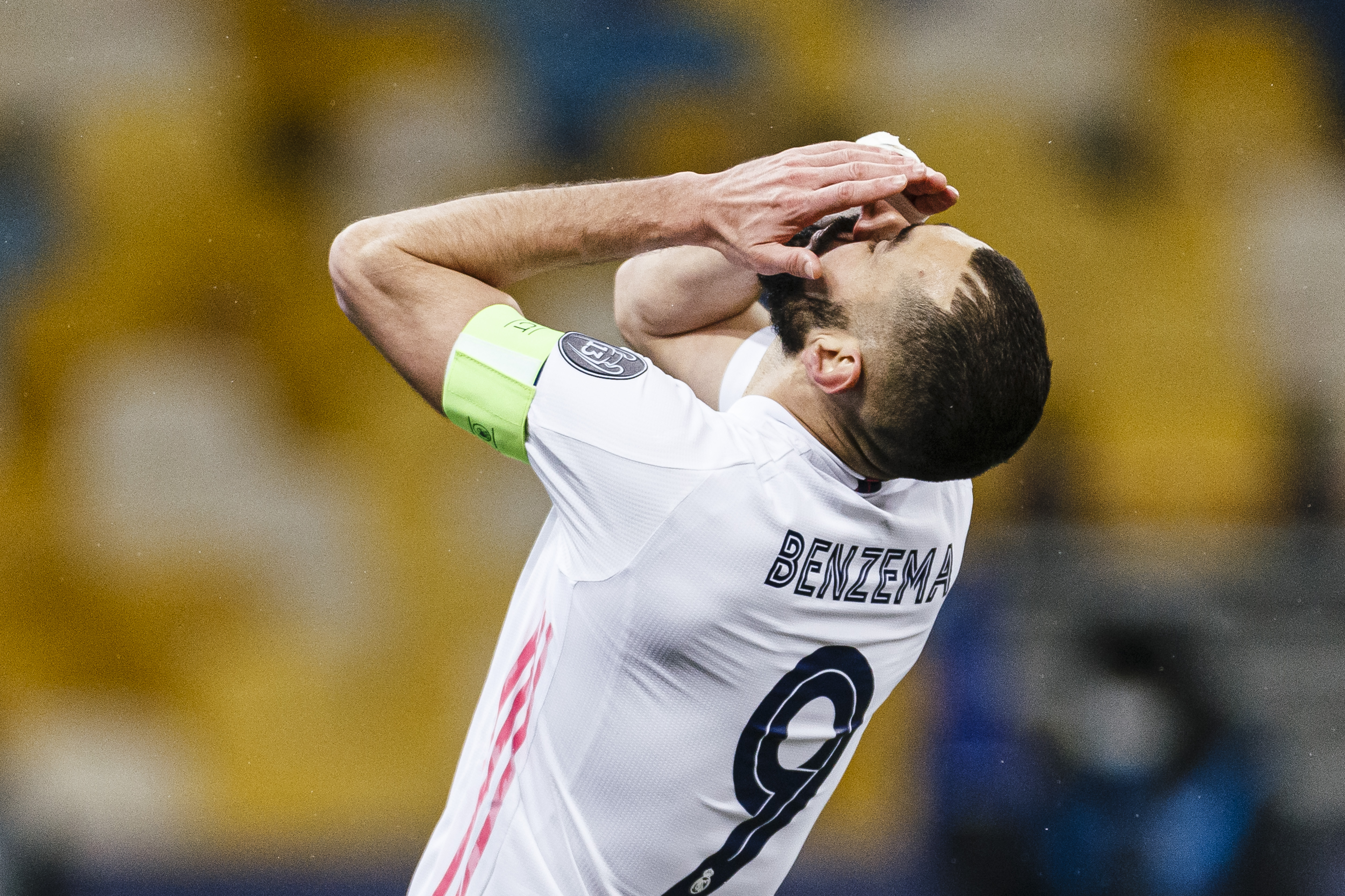 Shakhtar Donetsk v Real Madrid: Group B - UEFA Champions League