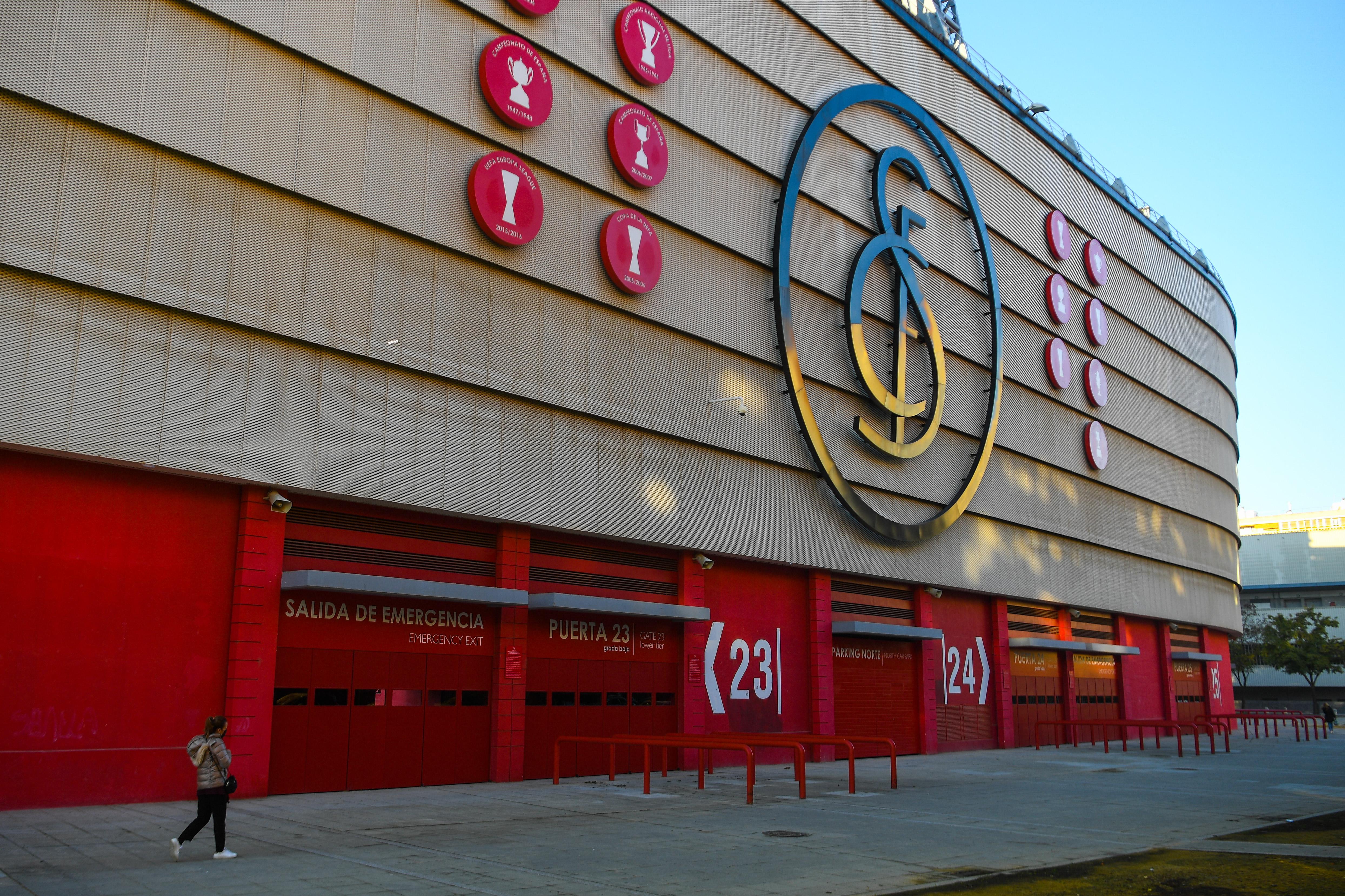 FC Sevilla v Chelsea FC: Group E - UEFA Champions League
