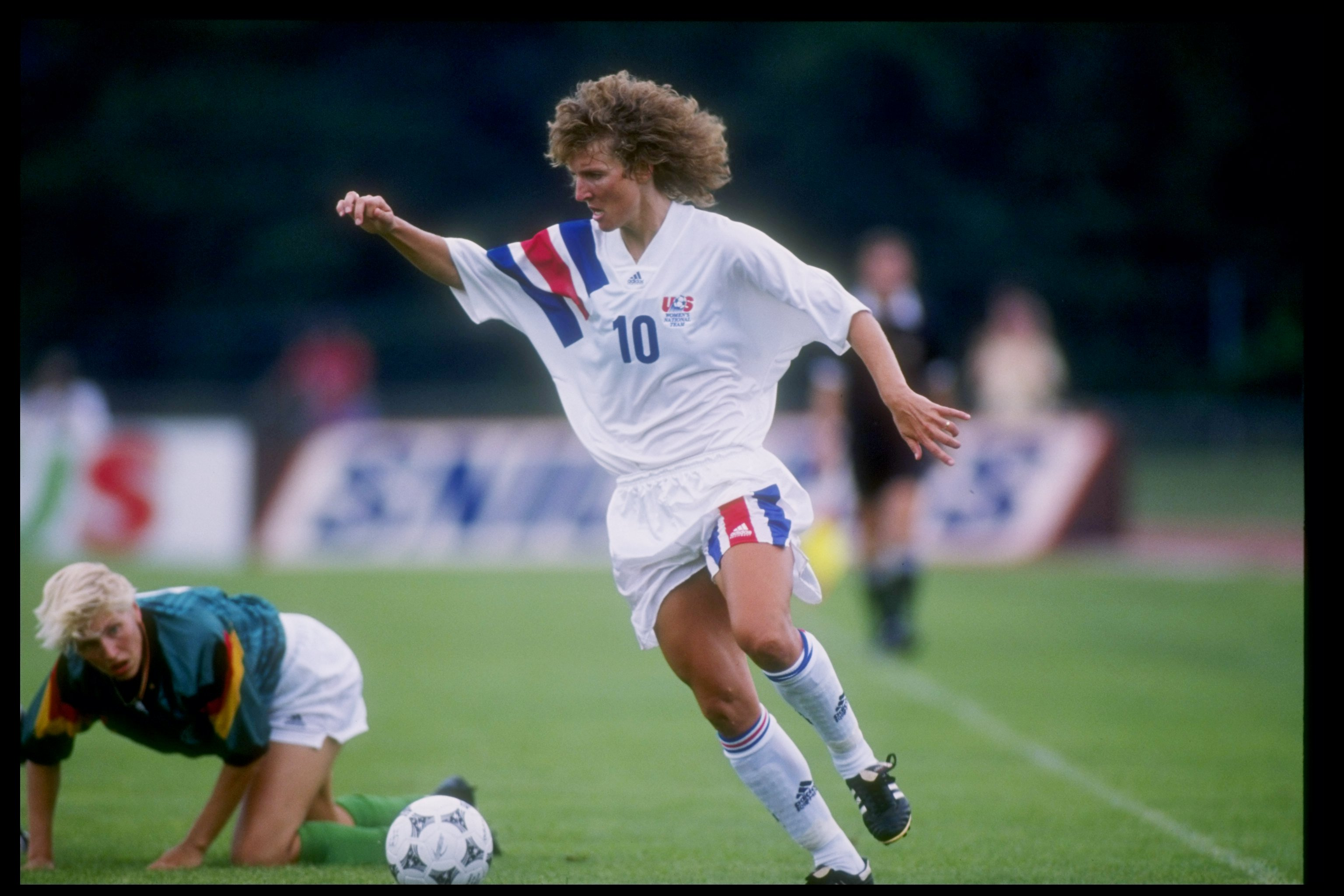 Michelle Akers-Stahl
