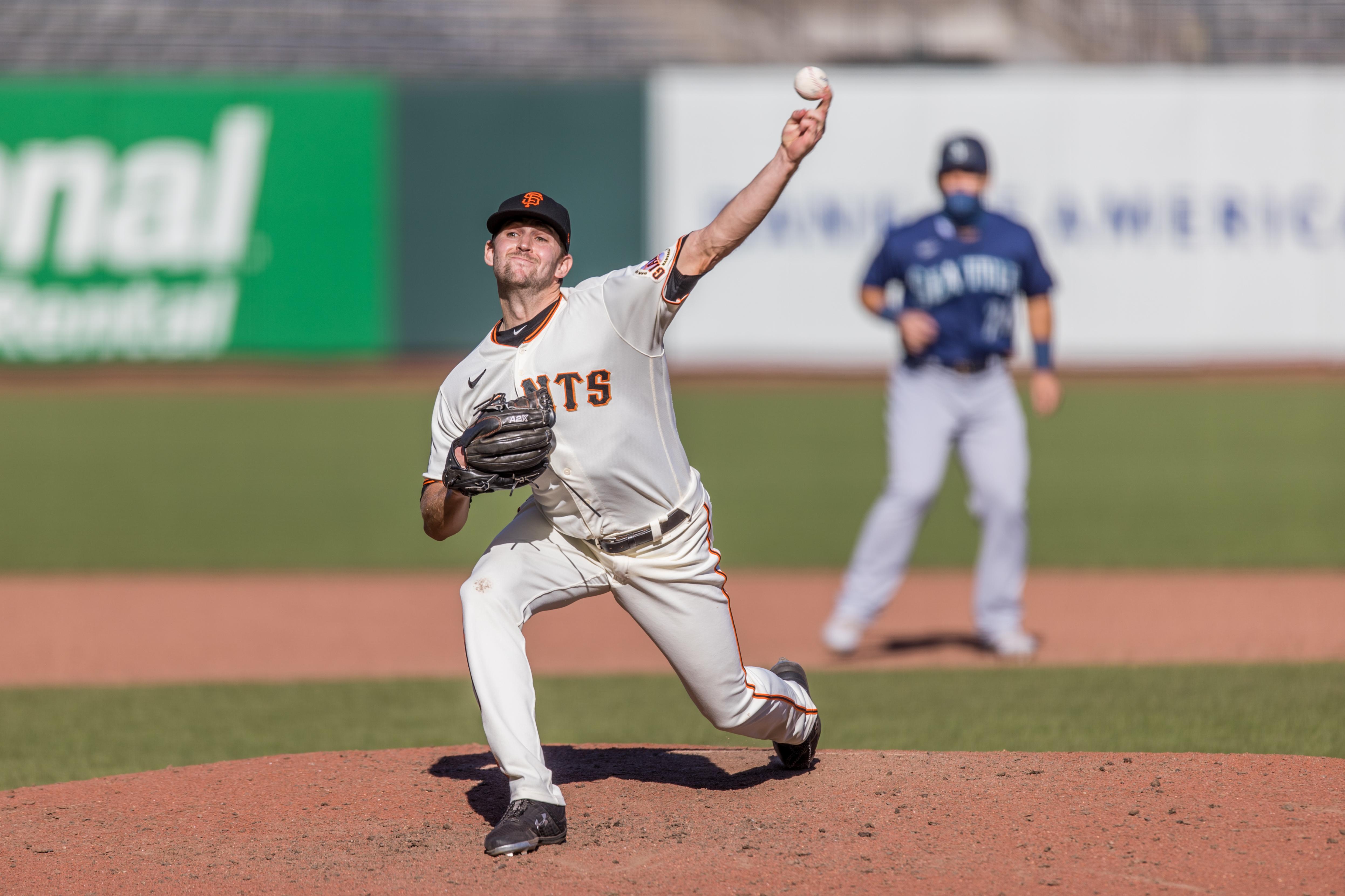 MLB: SEP 17 Mariners at Giants