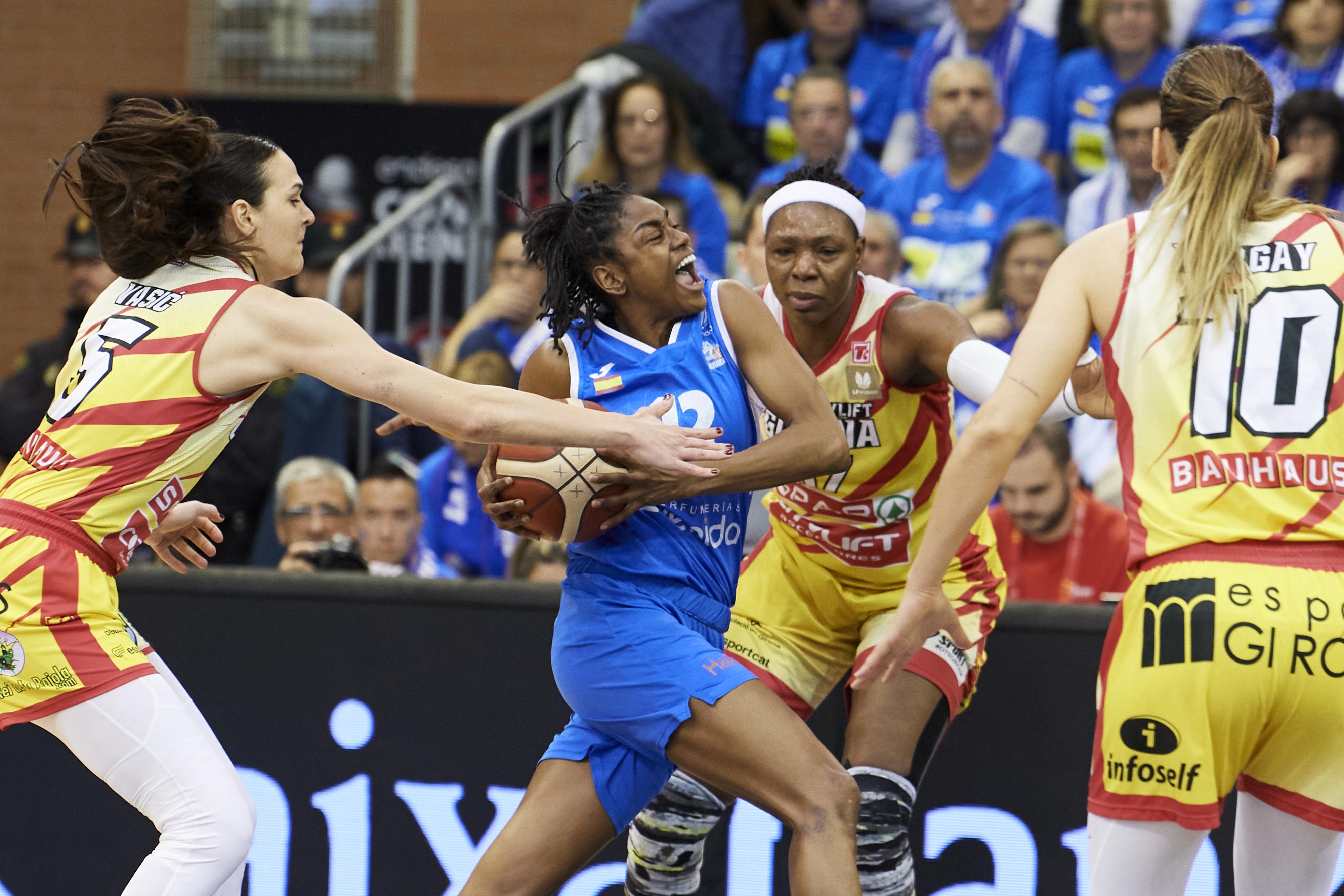 'Queen Cup' Basket Final