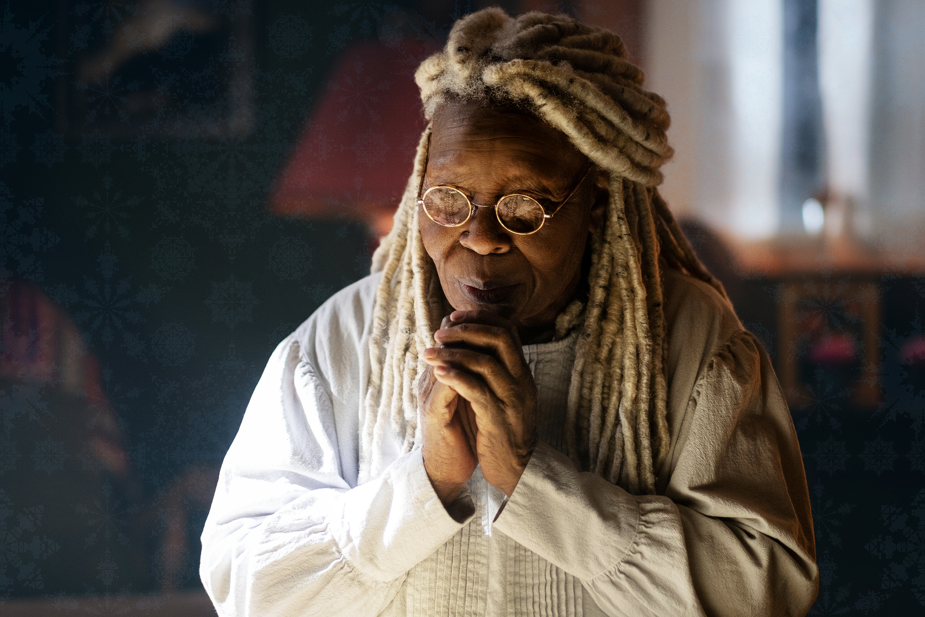 """Whoopi Goldberg from the film """"The Stand"""""""
