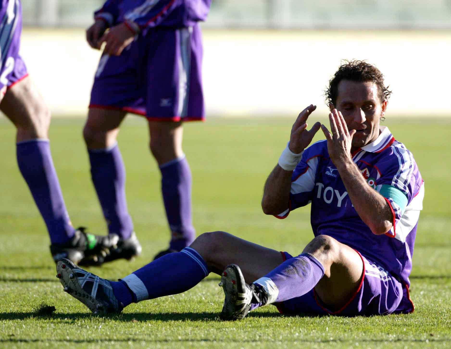 Fiorentina v Lecce X