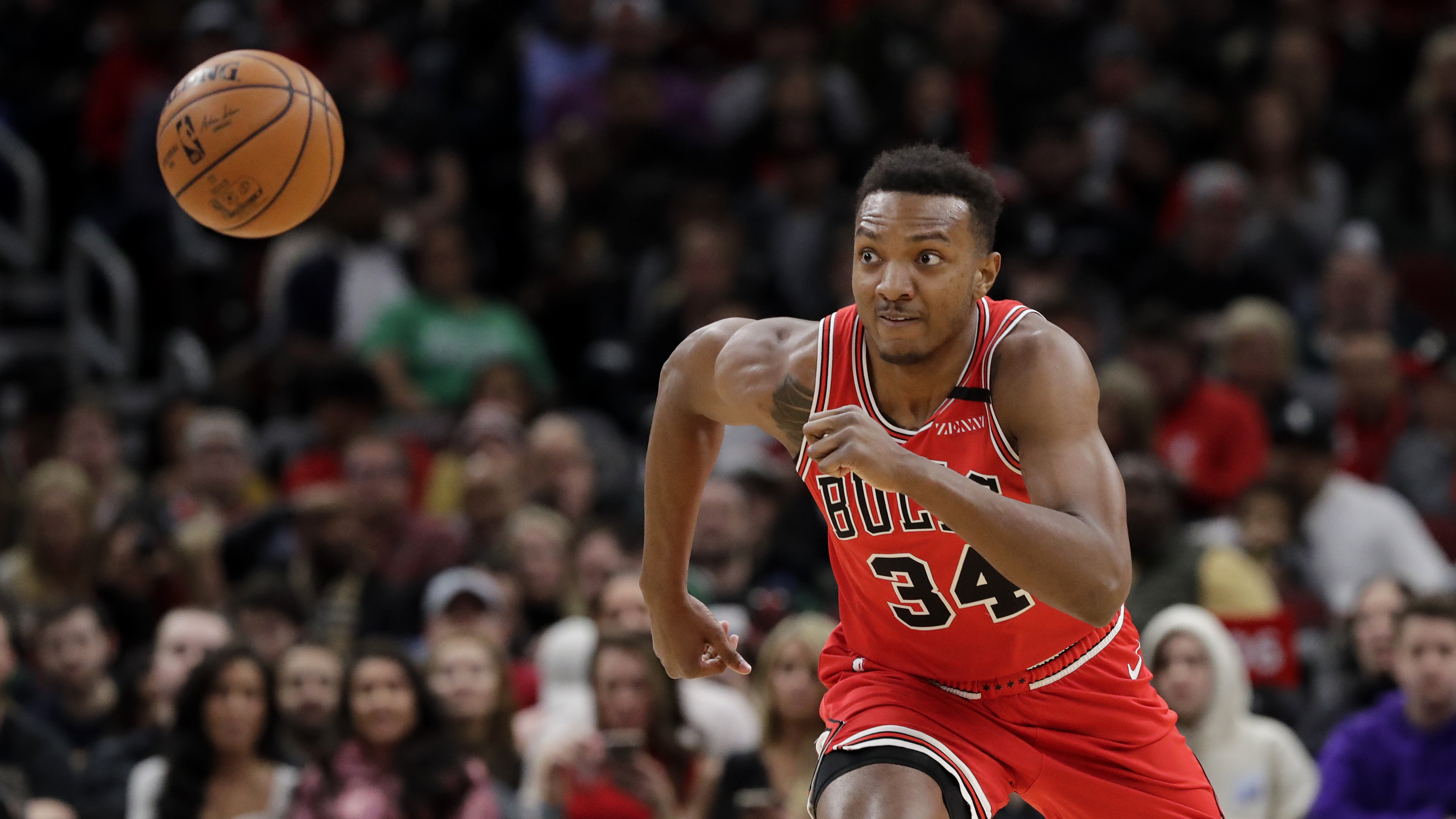 Wendell Carter Jr. says he's feeling comfortable with new Bulls coach Billy Donovan.