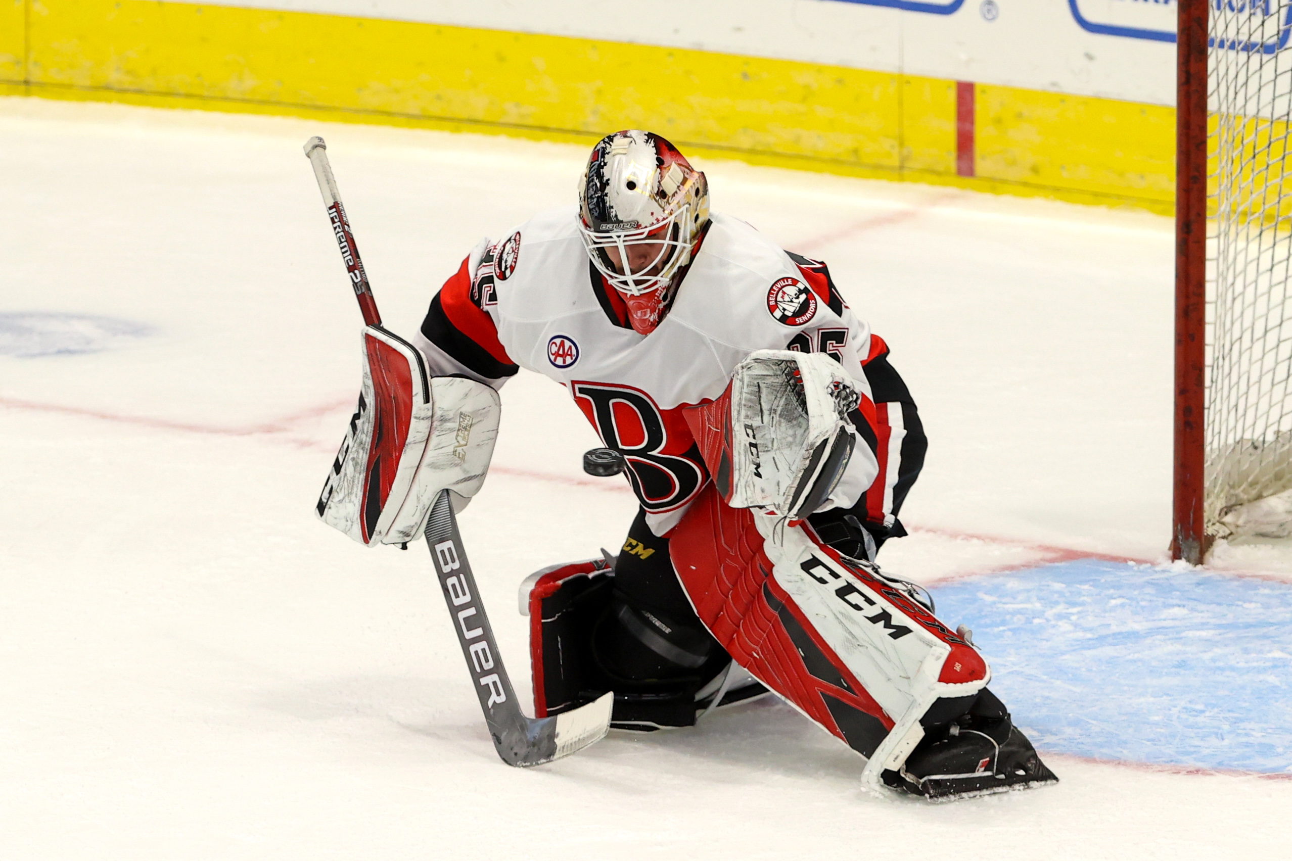 AHL: FEB 28 Belleville Senators at Cleveland Monsters