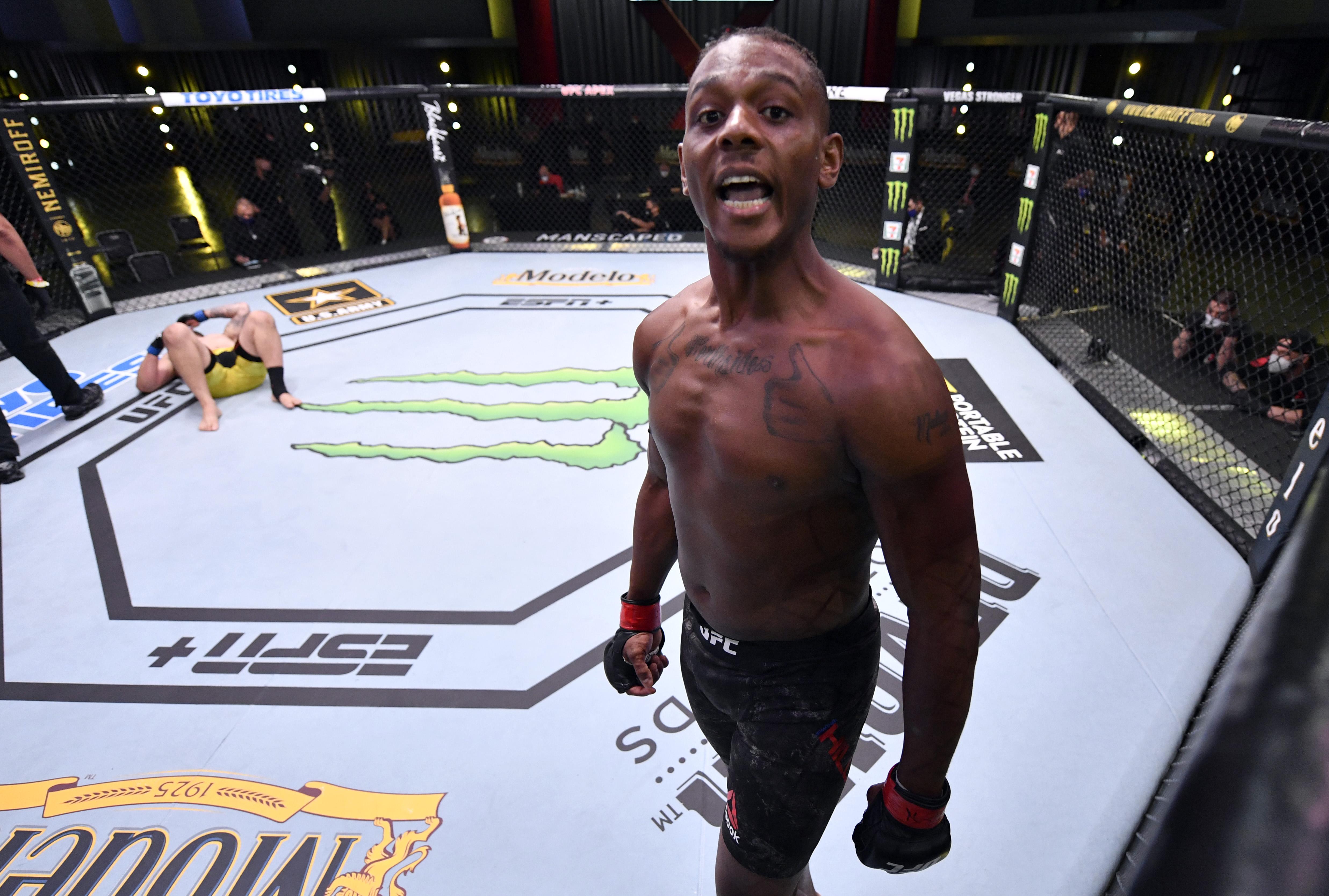 UFC Fight Night: Hill v Abreu