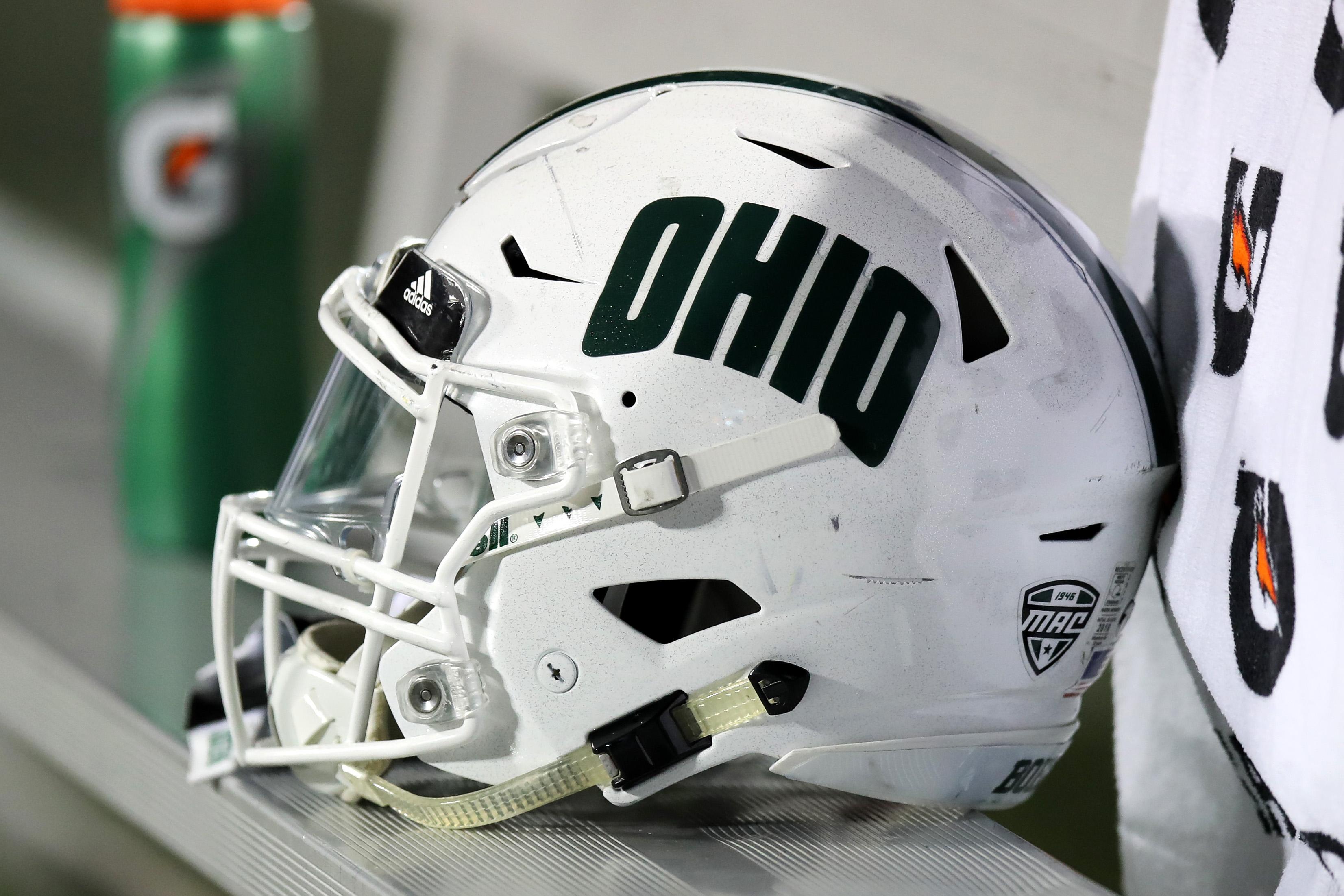 COLLEGE FOOTBALL: NOV 14 Ohio at Akron