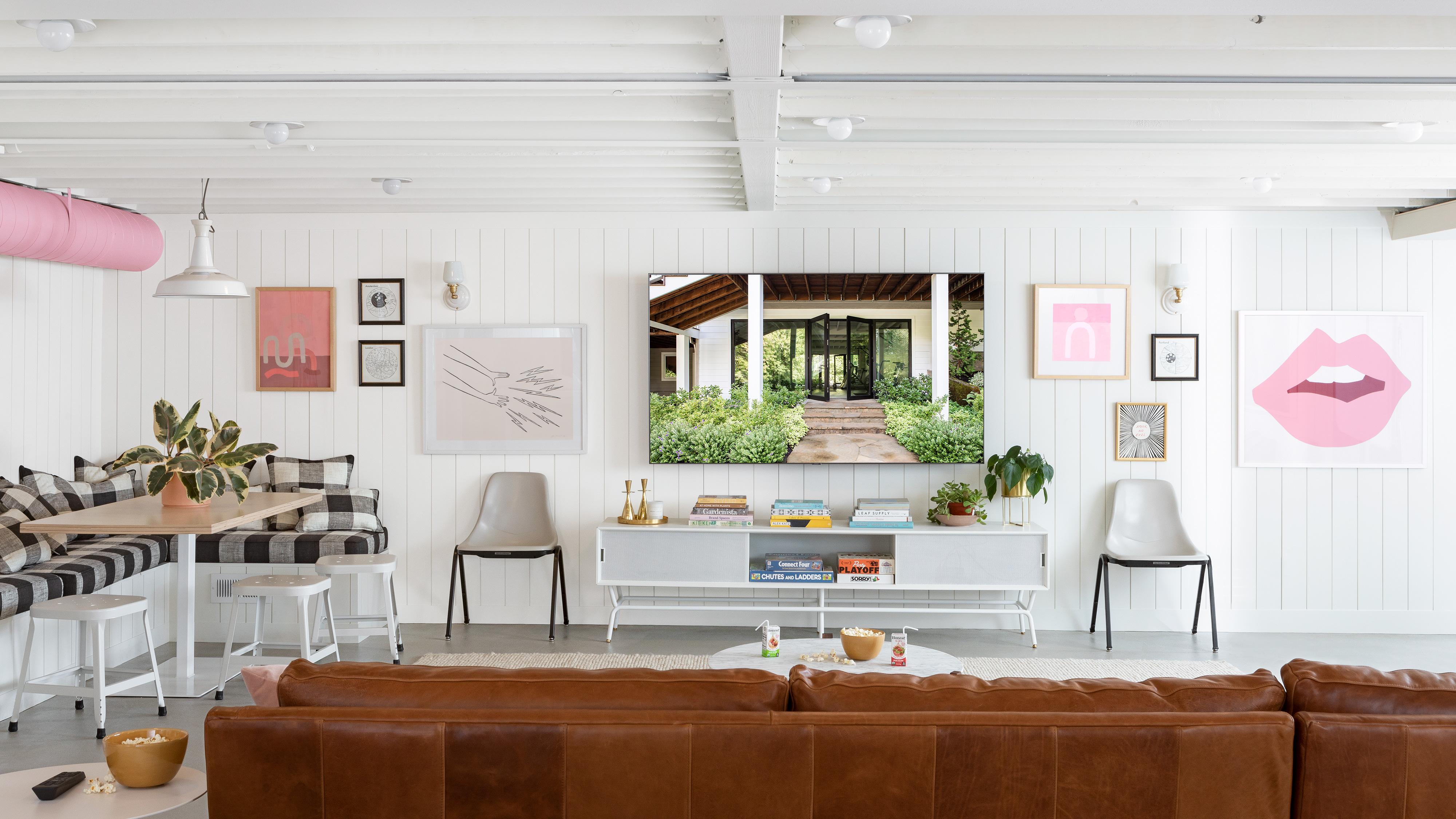 basement remodel in Portland OR, Loft-Like Lower Level, Sep/Oct 2020