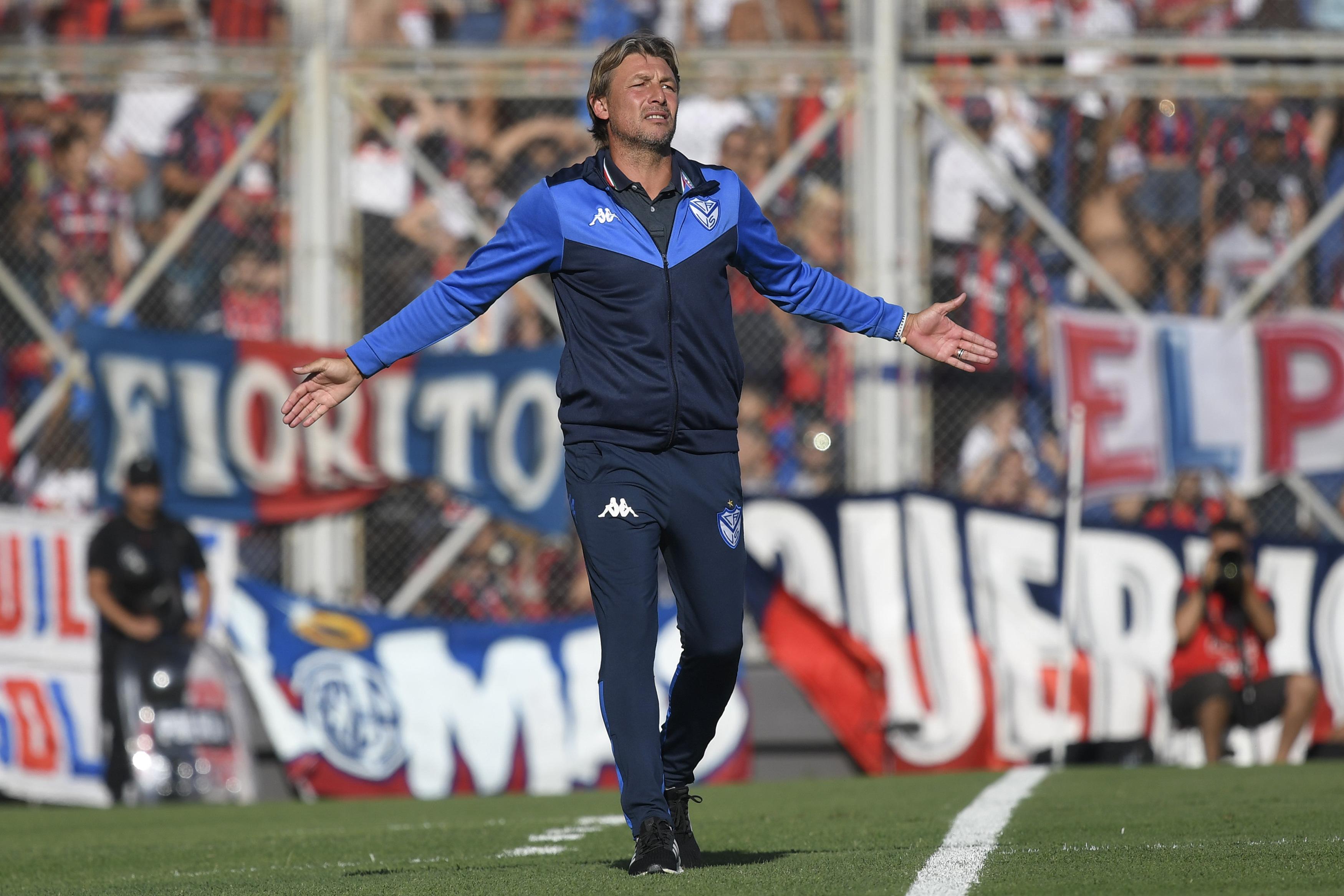 San Lorenzo v Velez - Superliga 2019/20