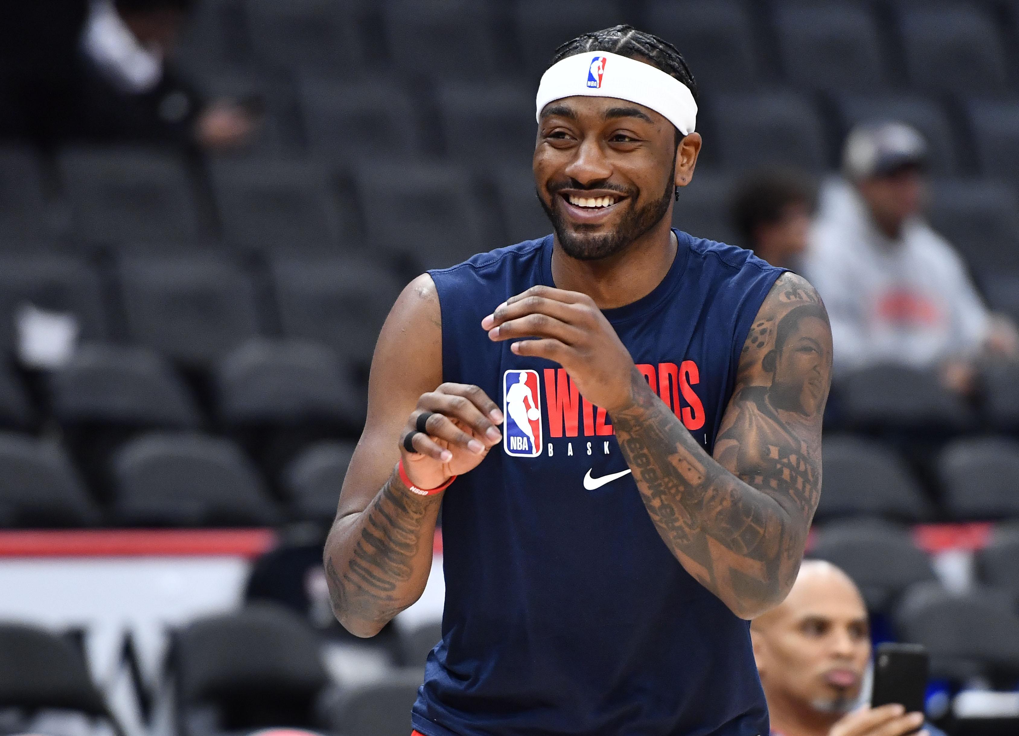 NBA: Atlanta Hawks at Washington Wizards