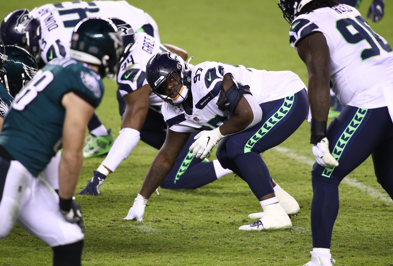 NFL: NOV 30 Seahawks at Eagles