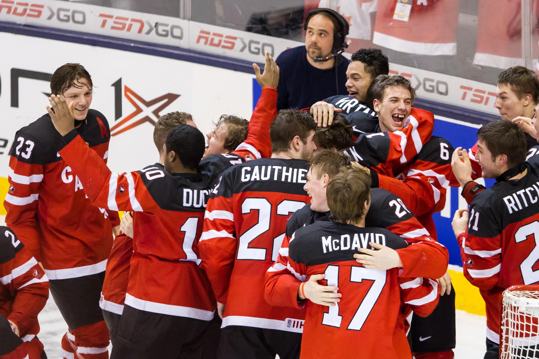 Gold Medal - 2015 IIHF World Junior Championship