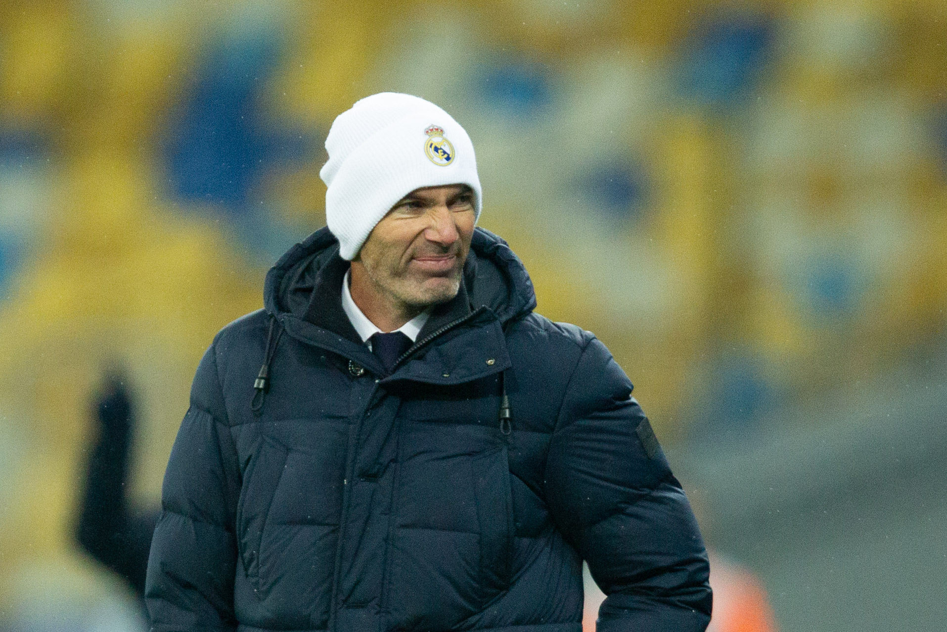 Zinedine Zidane - Real Madrid: Group B - UEFA Champions League