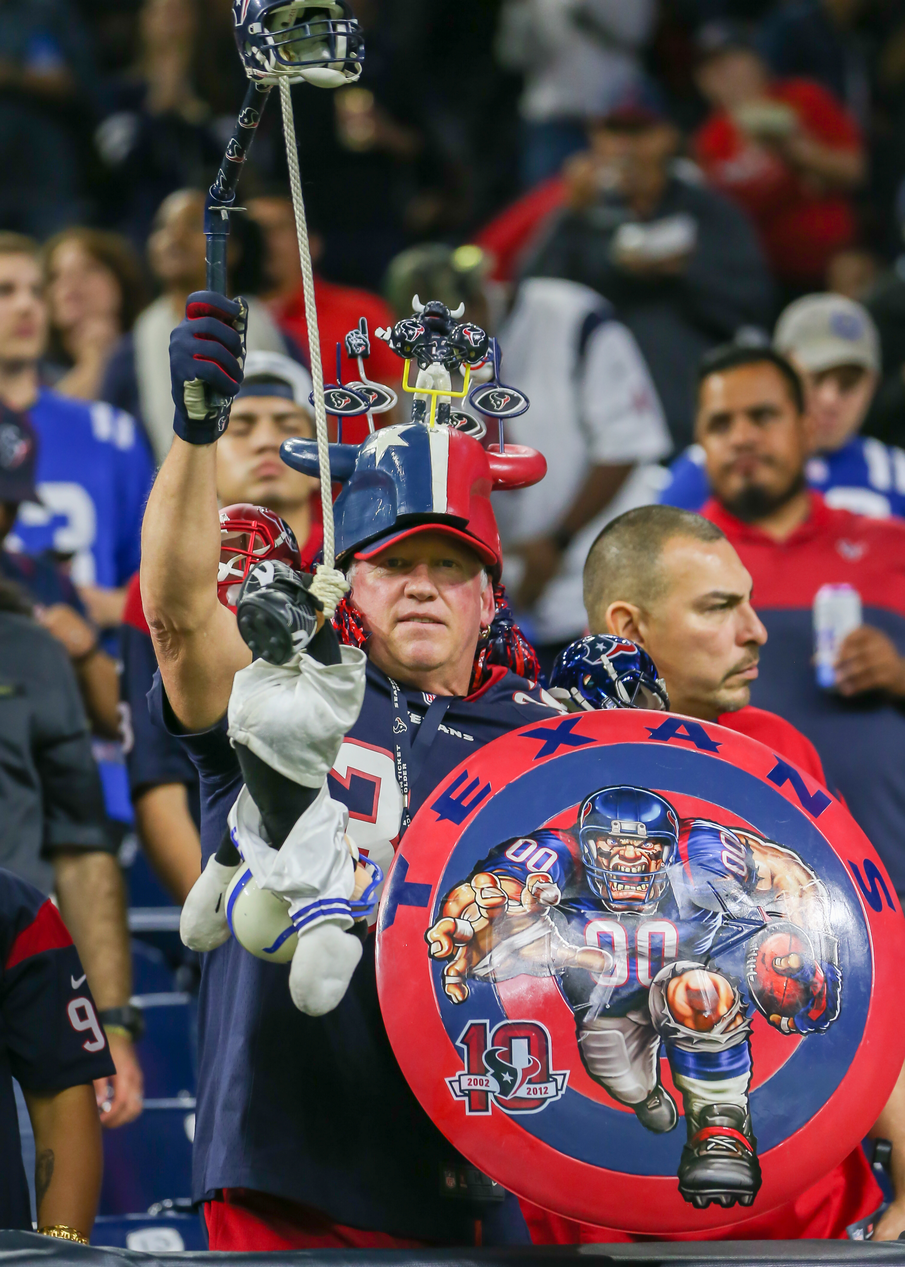 NFL: NOV 21 Colts at Texans