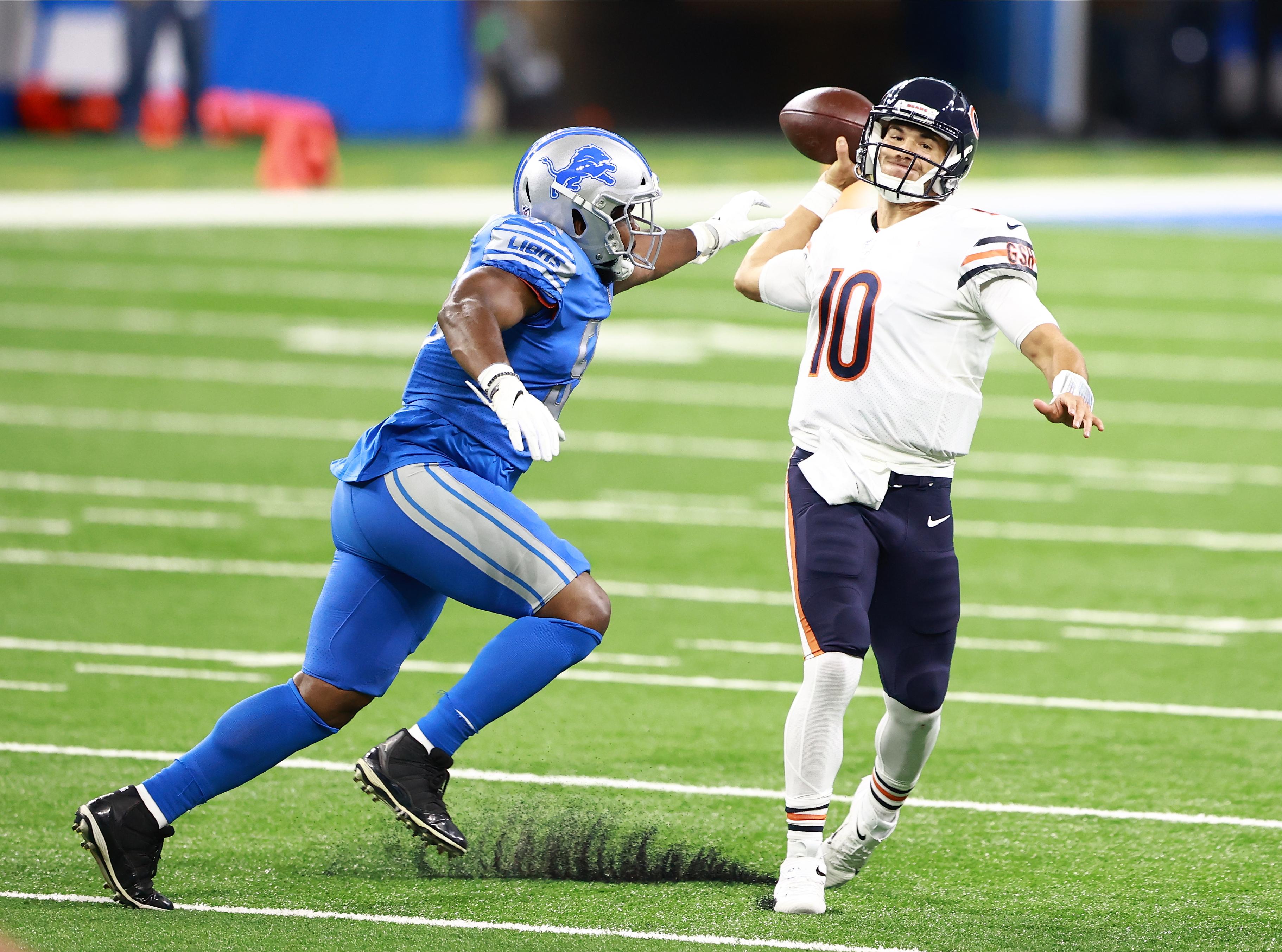 Chicago Bears v Detroit Lions
