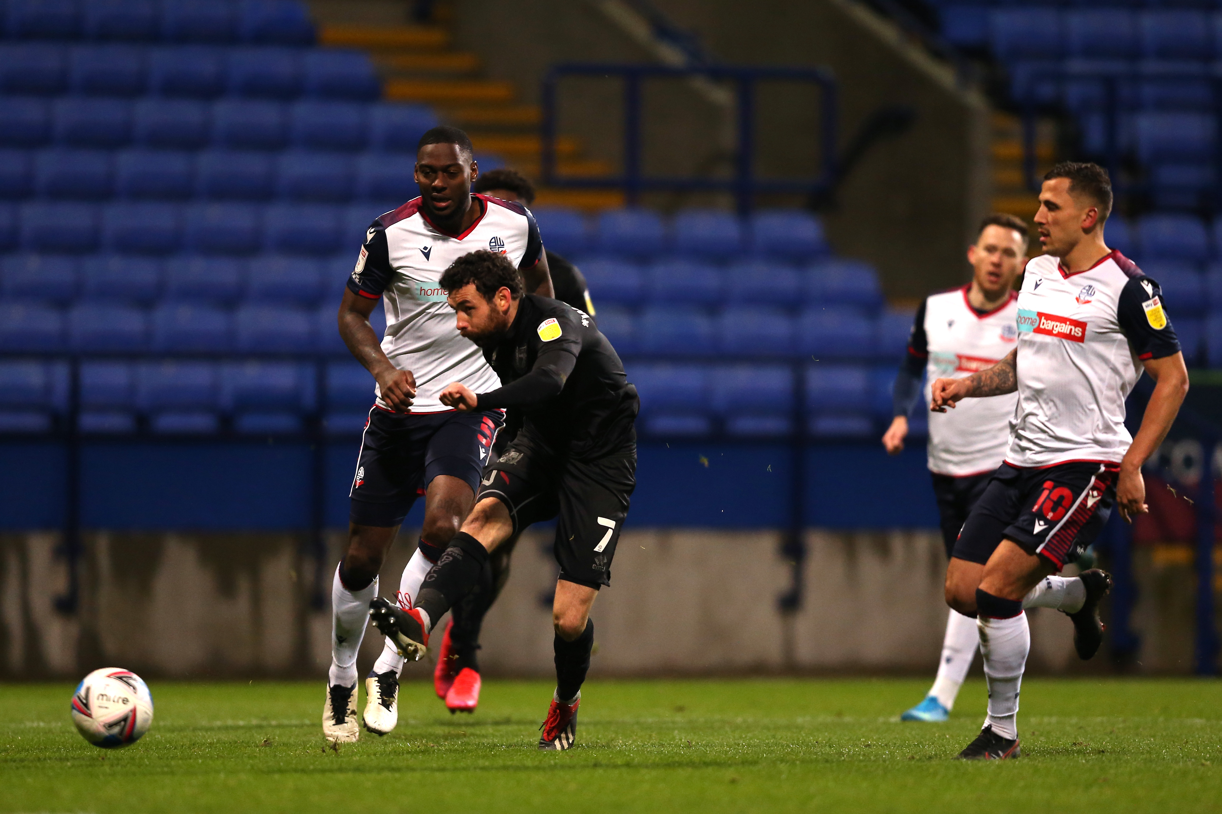 Bolton Wanderers v Port Vale - Sky Bet League Two